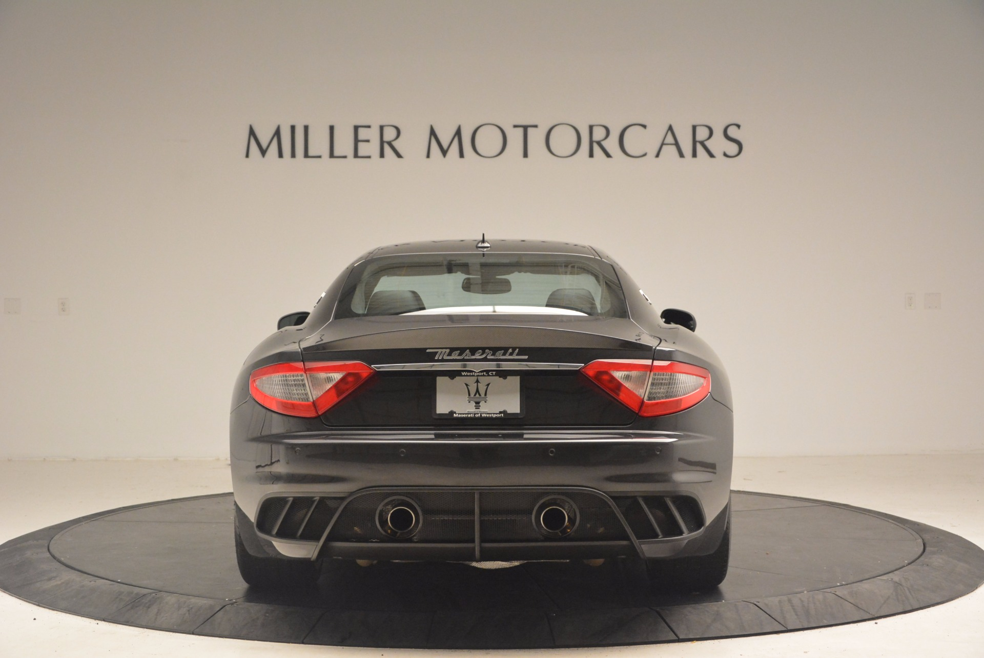 Used 2012 Maserati GranTurismo MC For Sale In Greenwich, CT 1284_p6