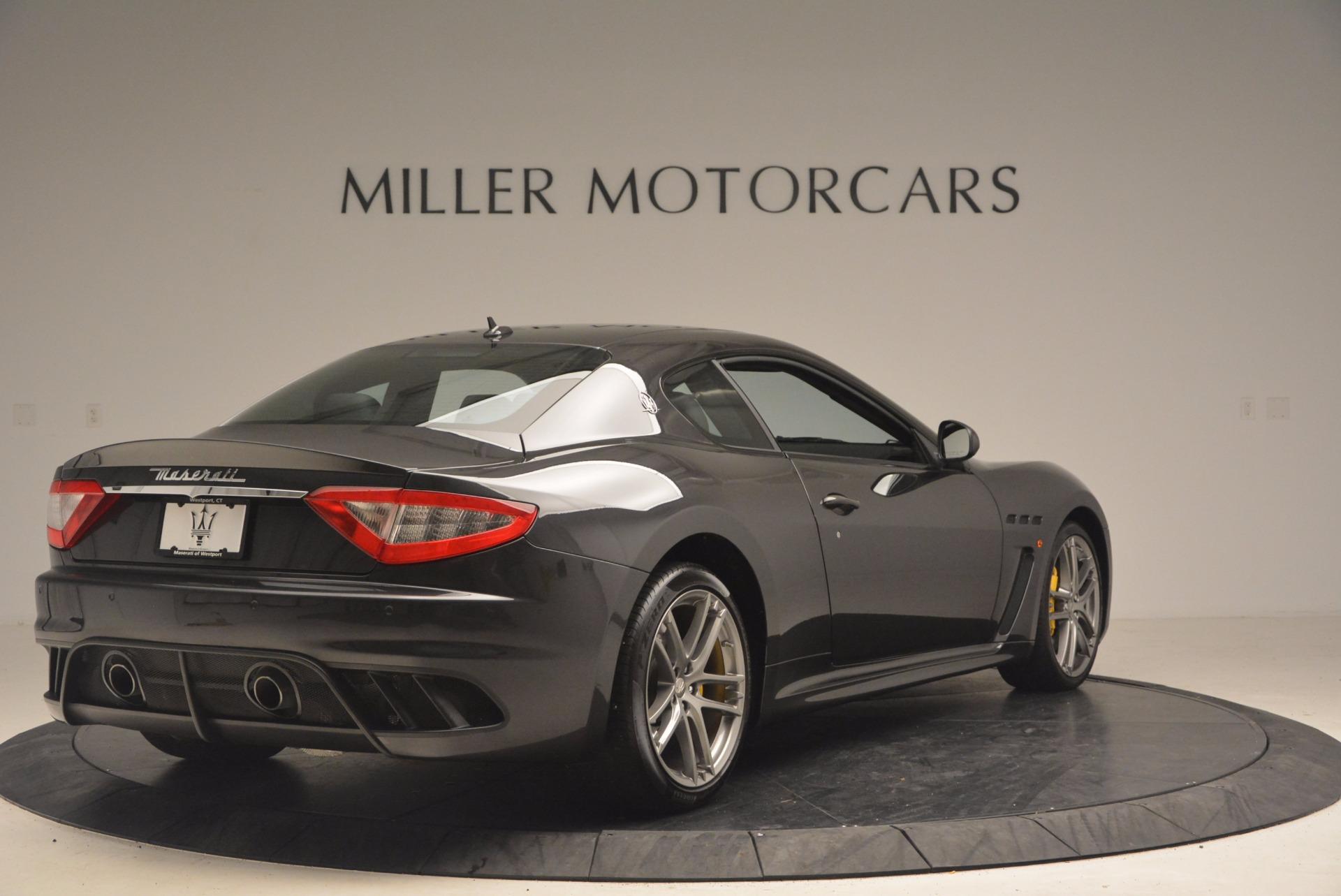 Used 2012 Maserati GranTurismo MC For Sale In Greenwich, CT 1284_p7