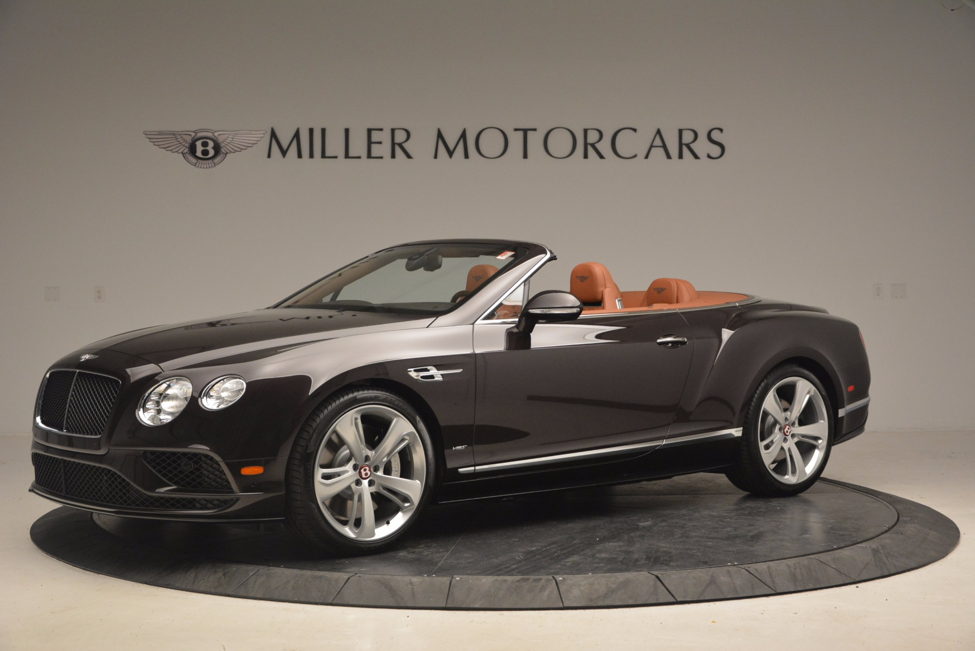New 2017 Bentley Continental GT V8 S For Sale In Greenwich, CT 1285_p2