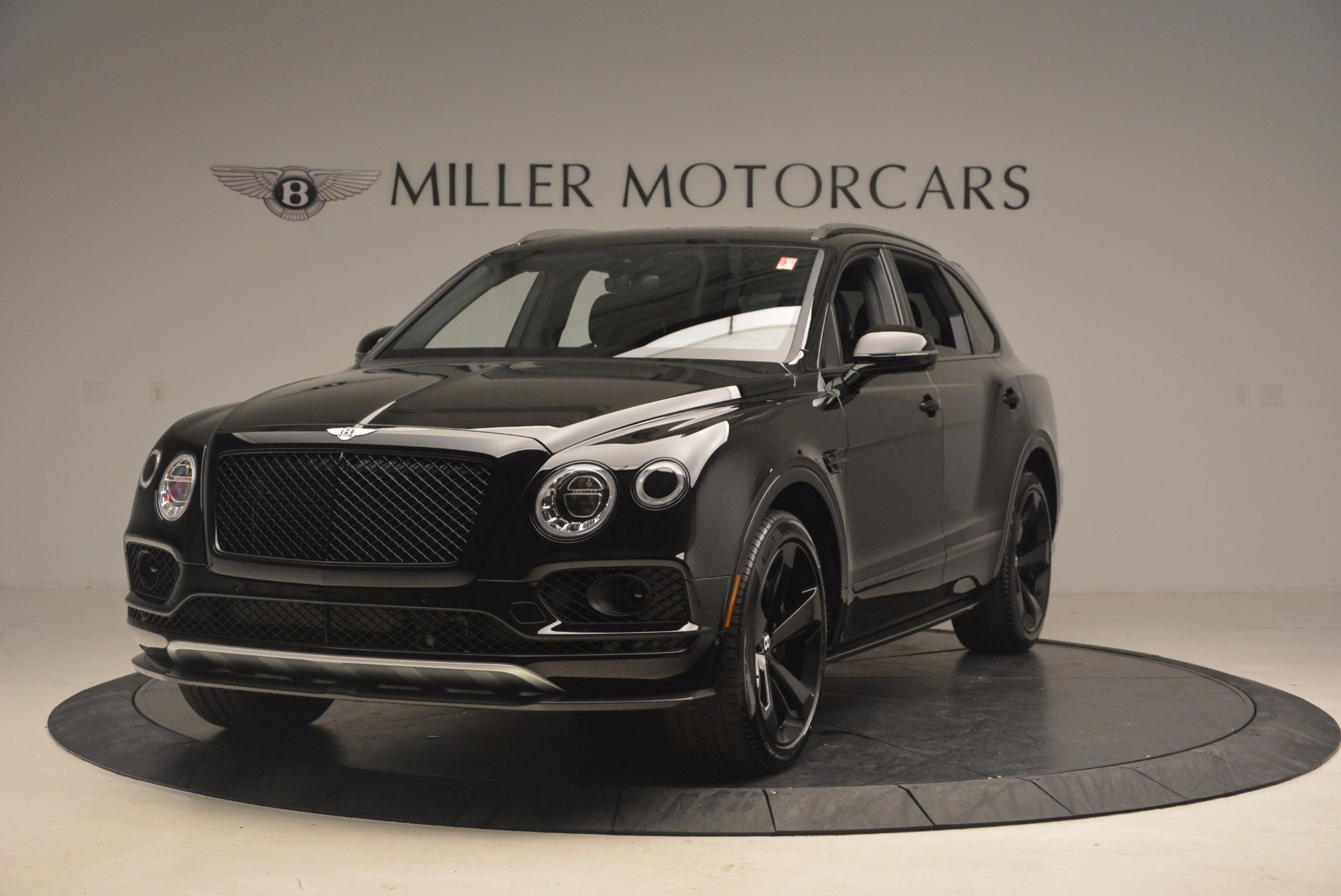 New 2018 Bentley Bentayga Black Edition For Sale In Greenwich, CT