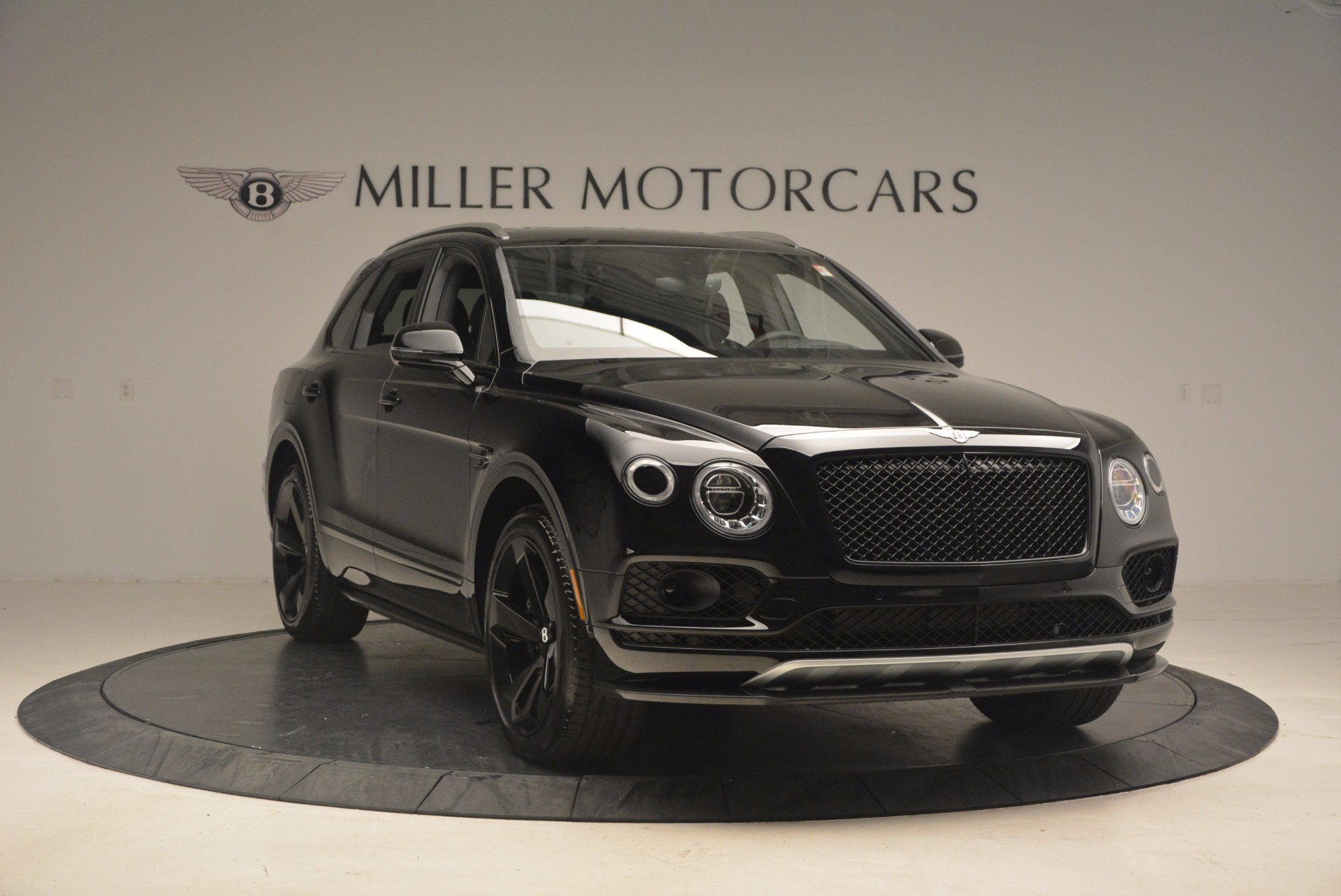 New 2018 Bentley Bentayga Black Edition For Sale In Greenwich, CT 1287_p11