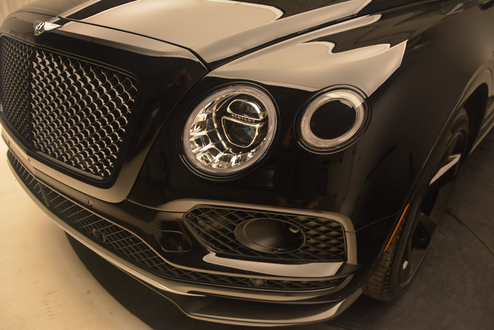New 2018 Bentley Bentayga Black Edition For Sale In Greenwich, CT 1287_p16