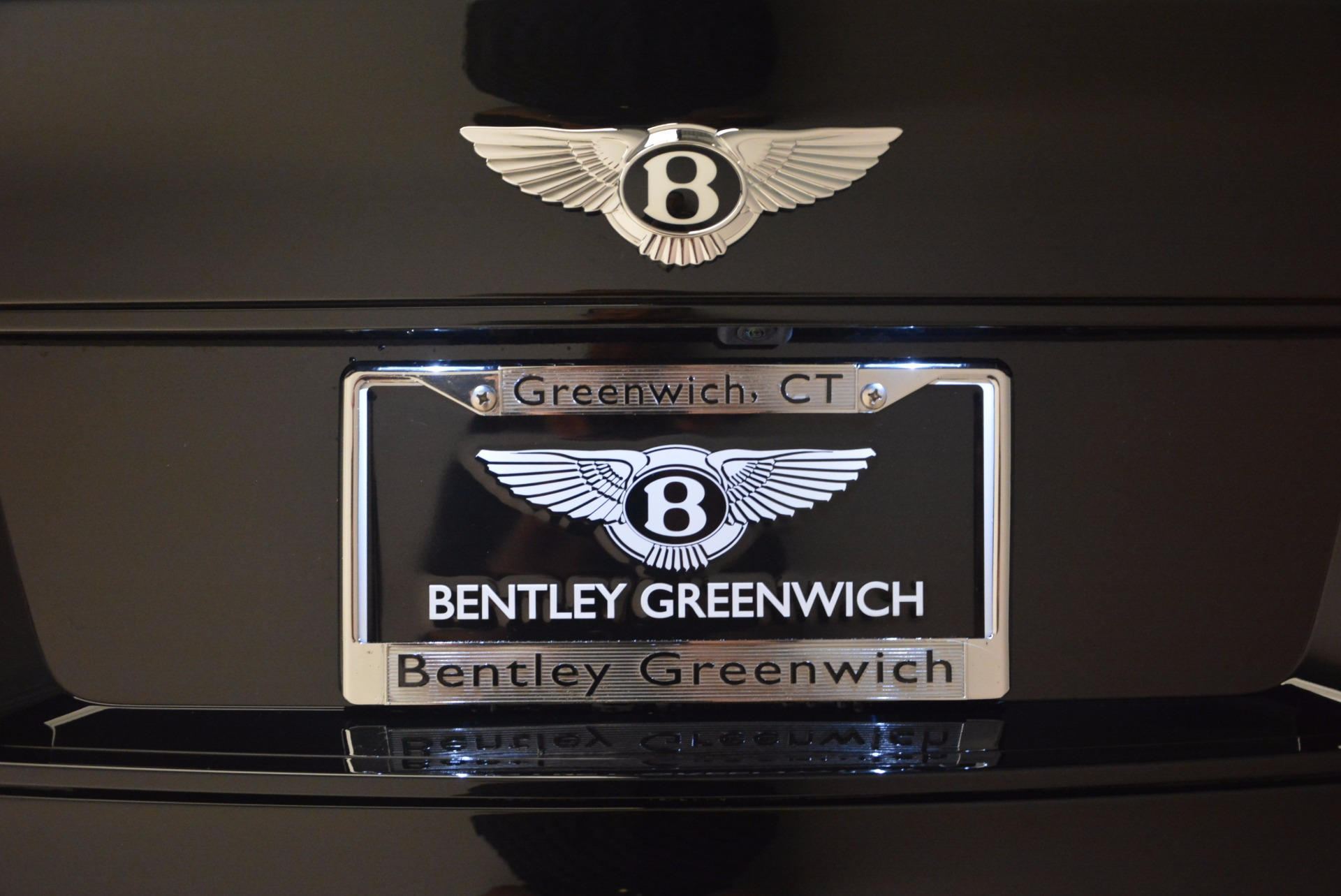 New 2018 Bentley Bentayga Black Edition For Sale In Greenwich, CT 1287_p53