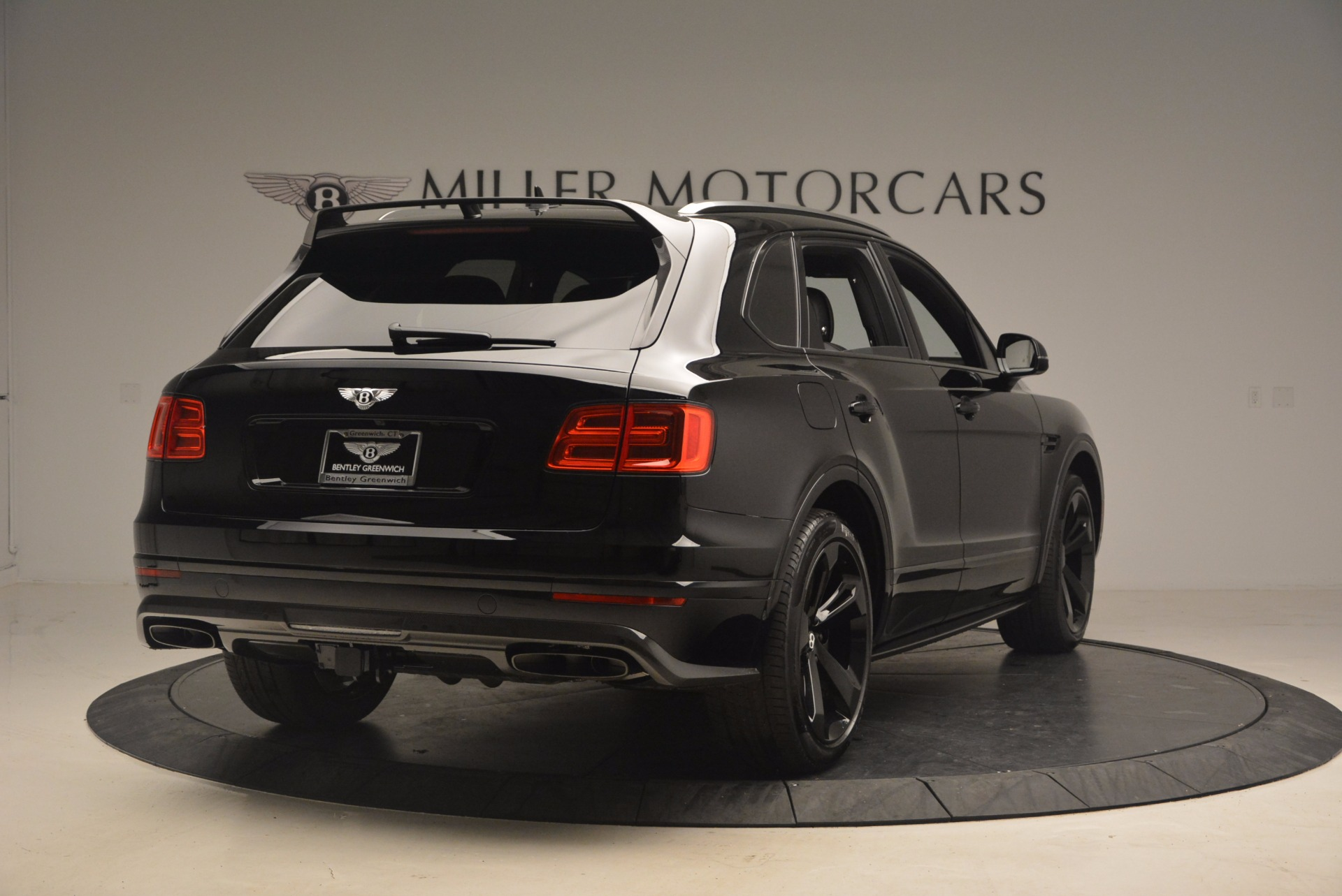 New 2018 Bentley Bentayga Black Edition For Sale In Greenwich, CT 1287_p7