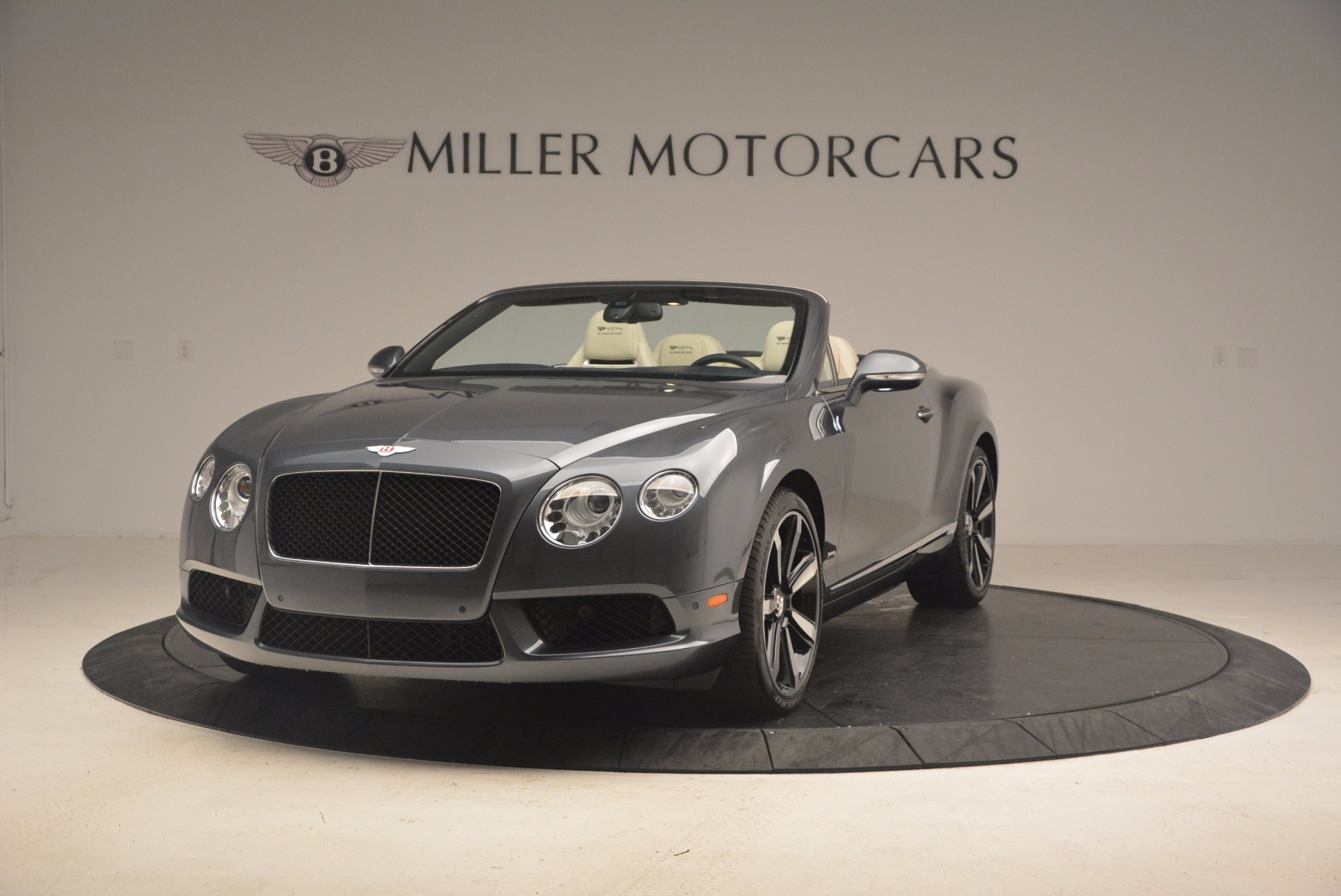 Used 2013 Bentley Continental GT V8 Le Mans Edition, 1 of 48 For Sale In Greenwich, CT 1288_main