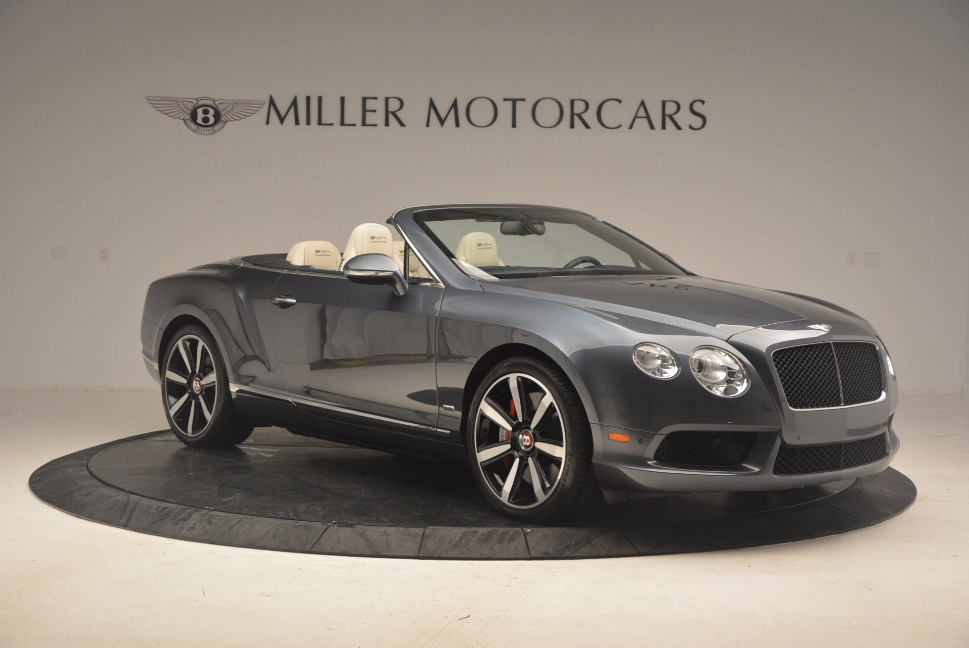Used 2013 Bentley Continental GT V8 Le Mans Edition, 1 of 48 For Sale In Greenwich, CT 1288_p10