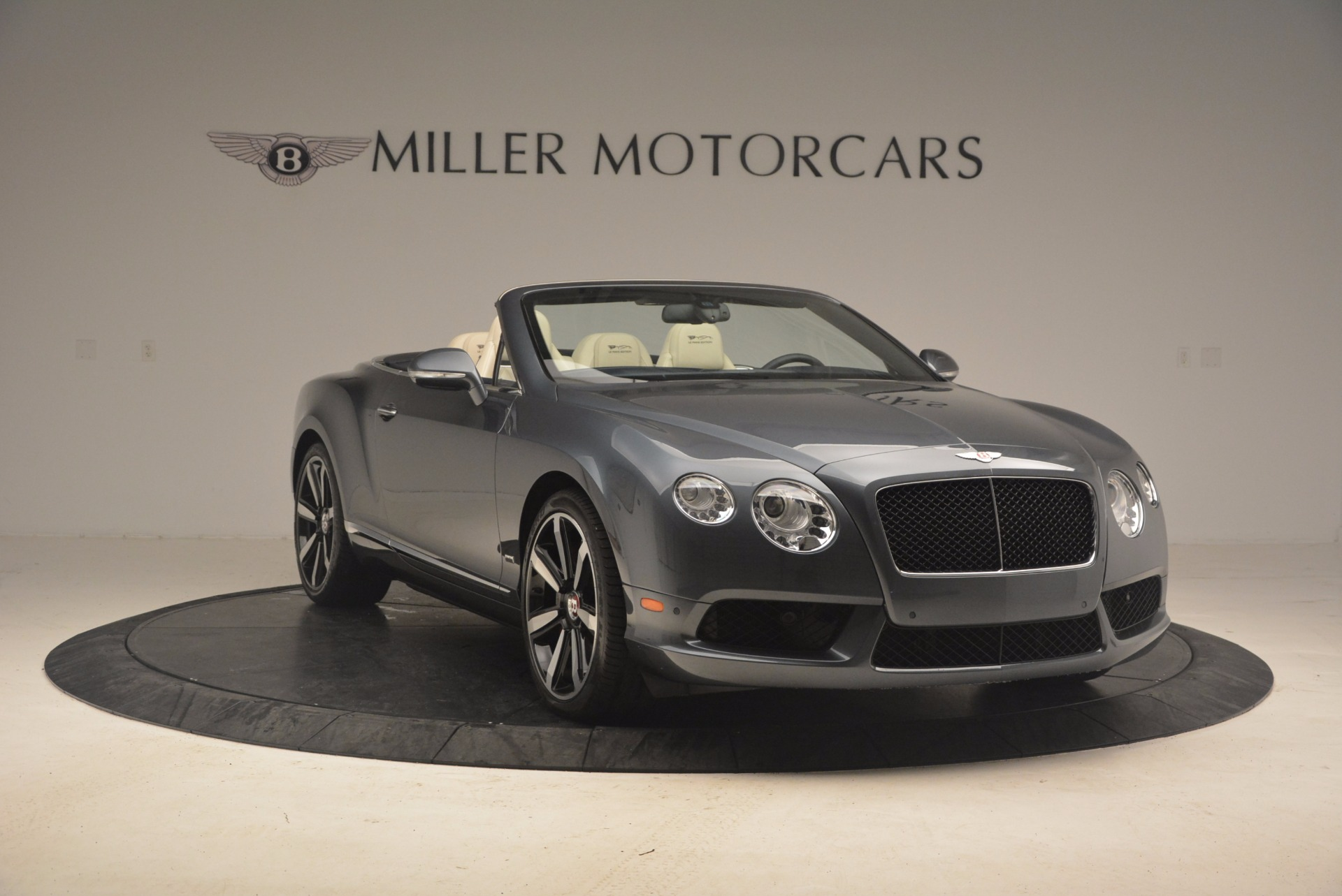 Used 2013 Bentley Continental GT V8 Le Mans Edition, 1 of 48 For Sale In Greenwich, CT 1288_p11
