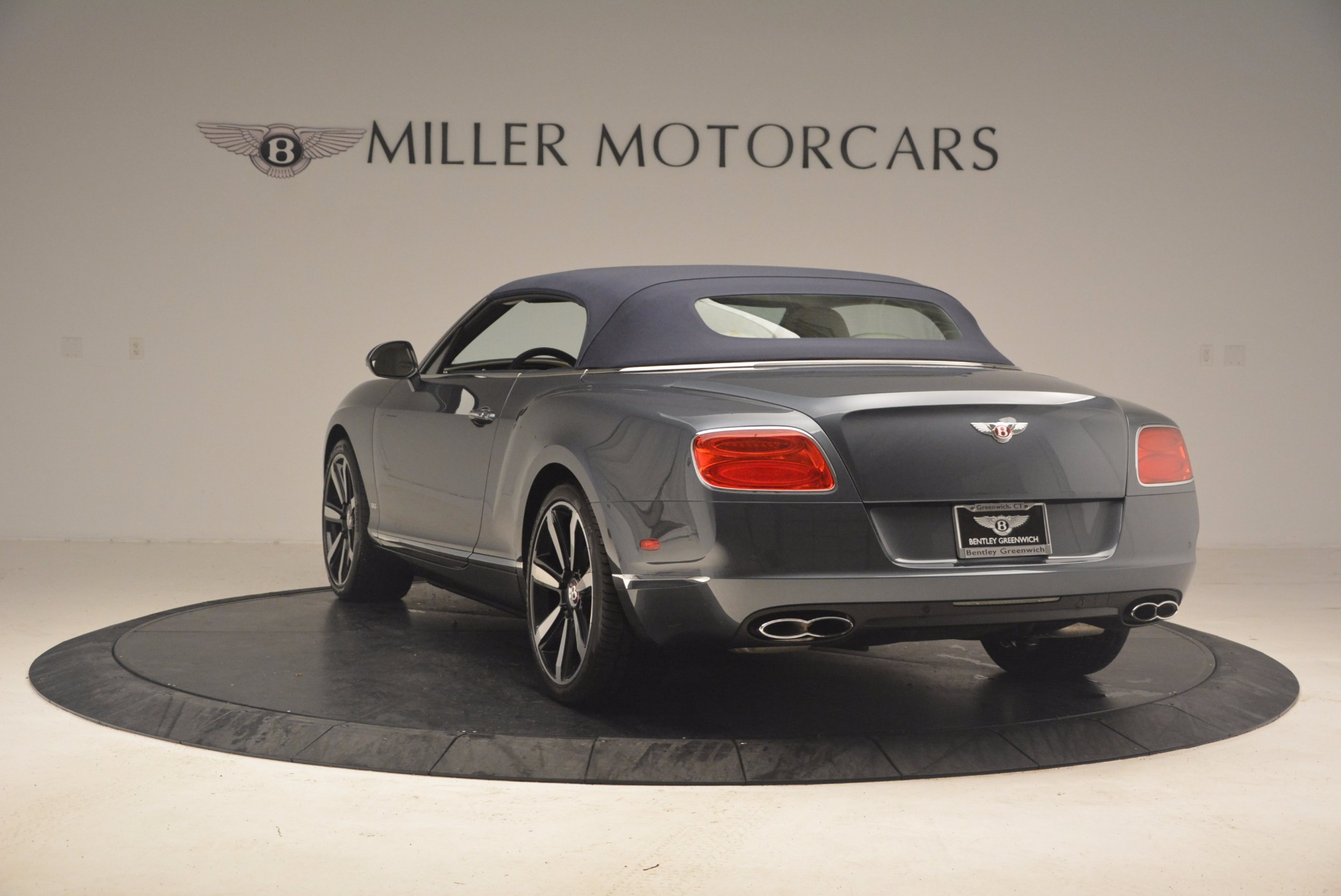 Used 2013 Bentley Continental GT V8 Le Mans Edition, 1 of 48 For Sale In Greenwich, CT 1288_p18