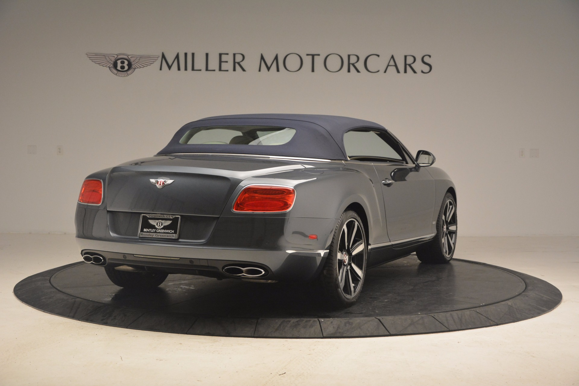 Used 2013 Bentley Continental GT V8 Le Mans Edition, 1 of 48 For Sale In Greenwich, CT 1288_p20
