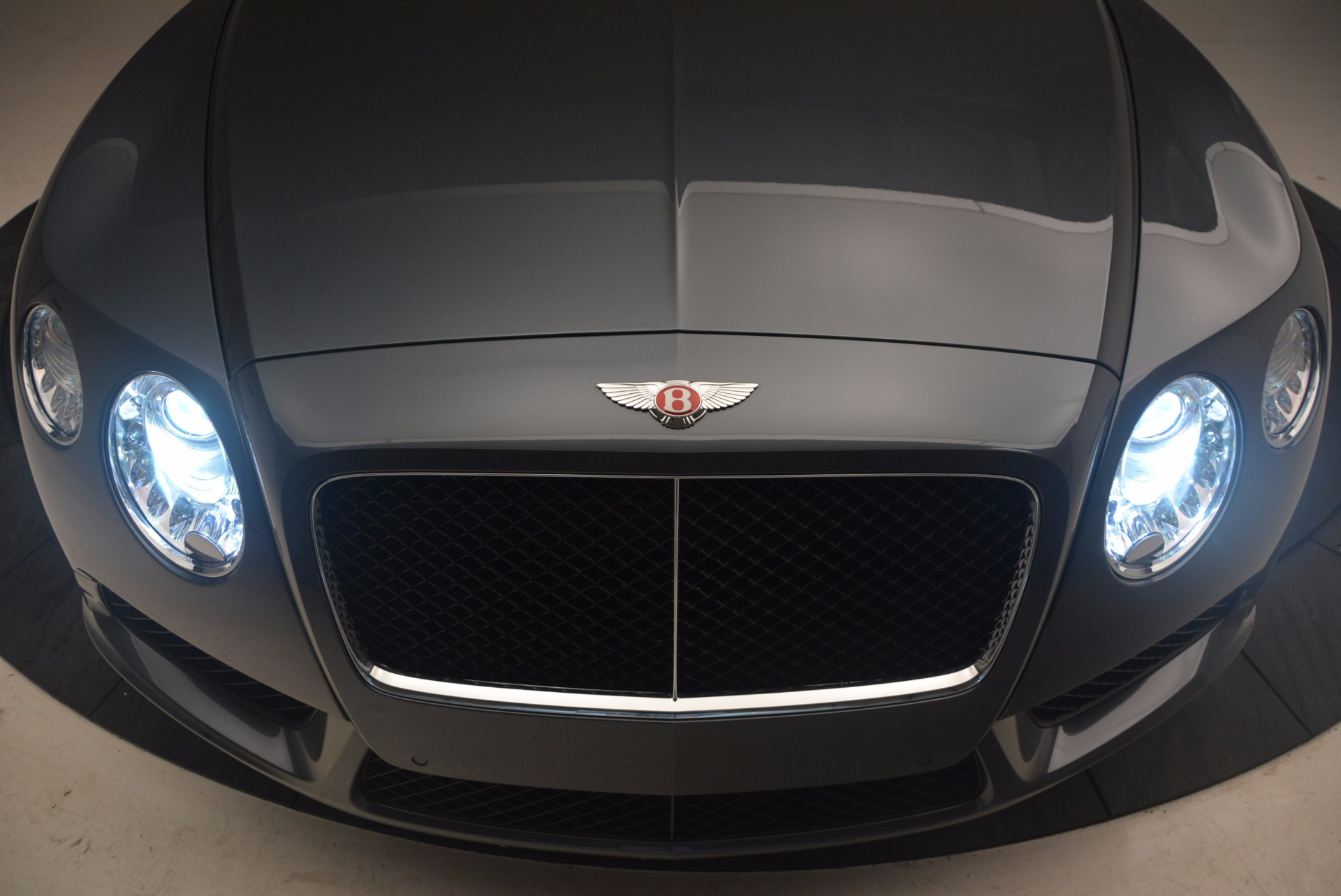 Used 2013 Bentley Continental GT V8 Le Mans Edition, 1 of 48 For Sale In Greenwich, CT 1288_p26