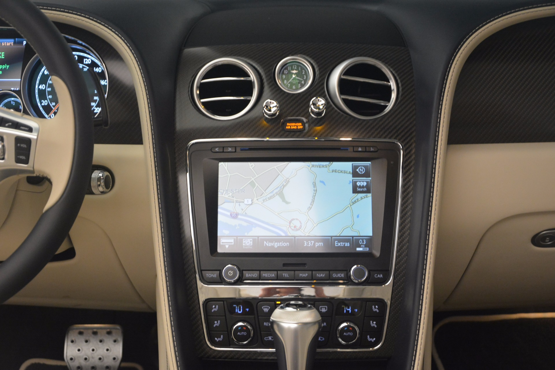 Used 2013 Bentley Continental GT V8 Le Mans Edition, 1 of 48 For Sale In Greenwich, CT 1288_p39