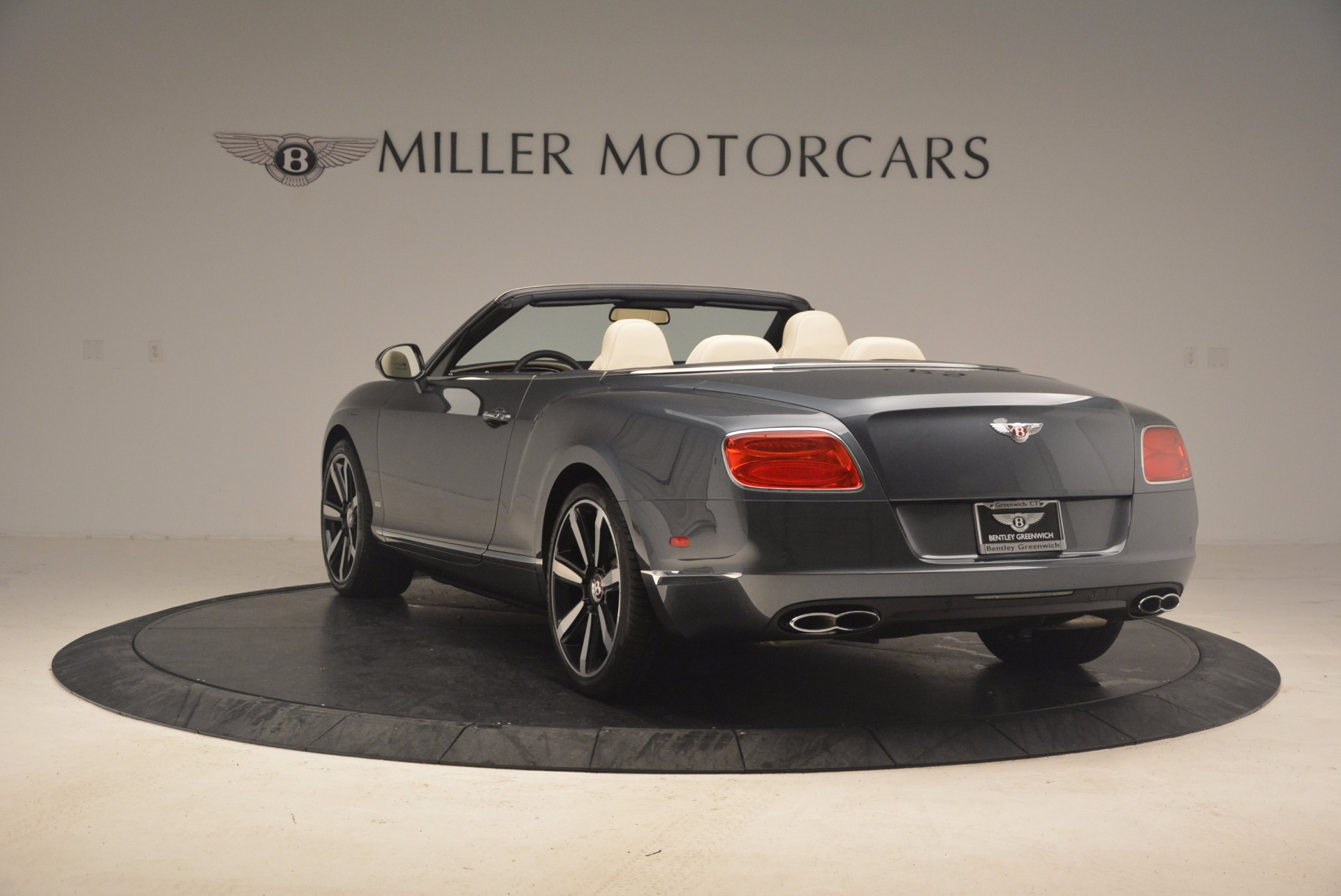 Used 2013 Bentley Continental GT V8 Le Mans Edition, 1 of 48 For Sale In Greenwich, CT 1288_p5
