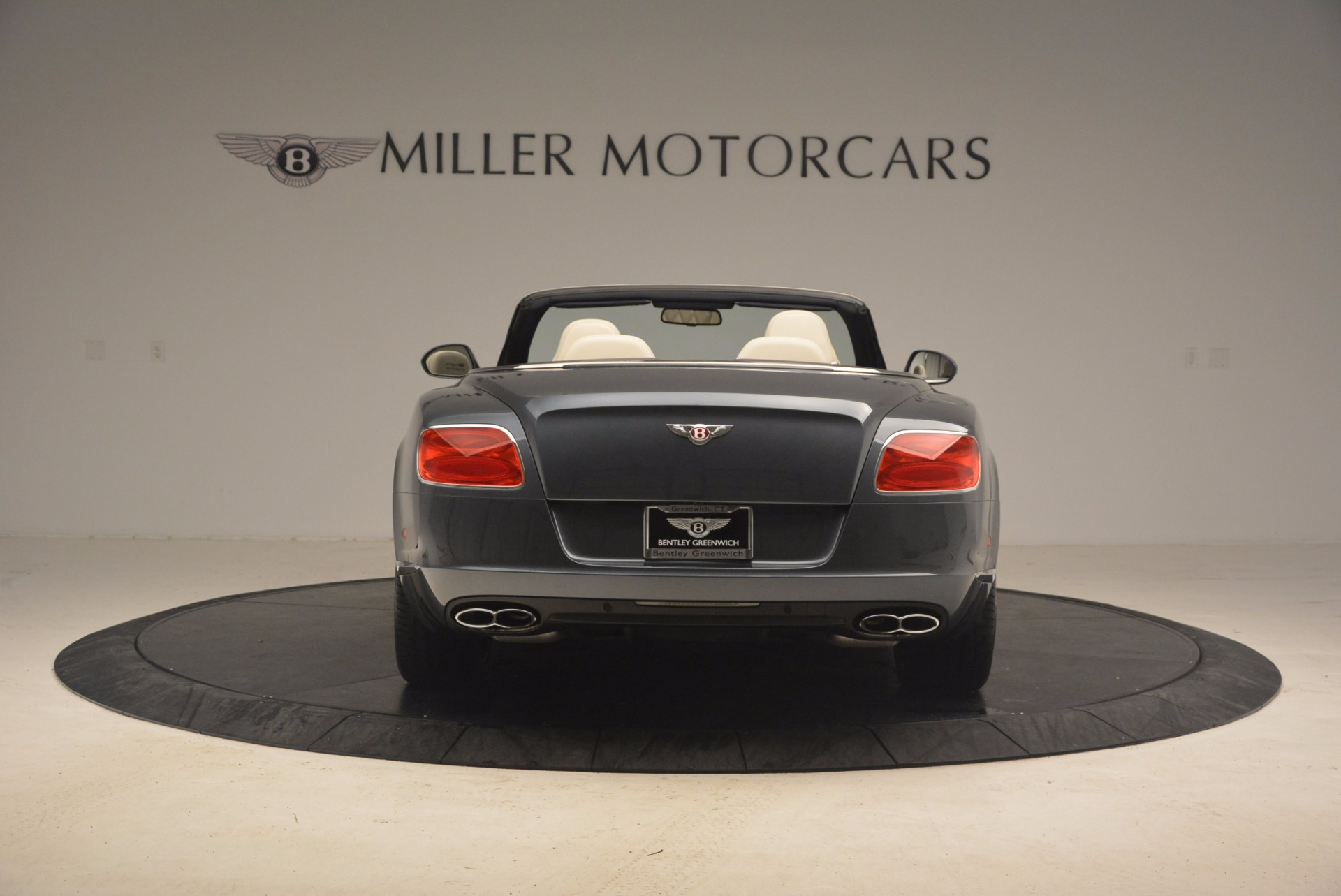 Used 2013 Bentley Continental GT V8 Le Mans Edition, 1 of 48 For Sale In Greenwich, CT 1288_p6