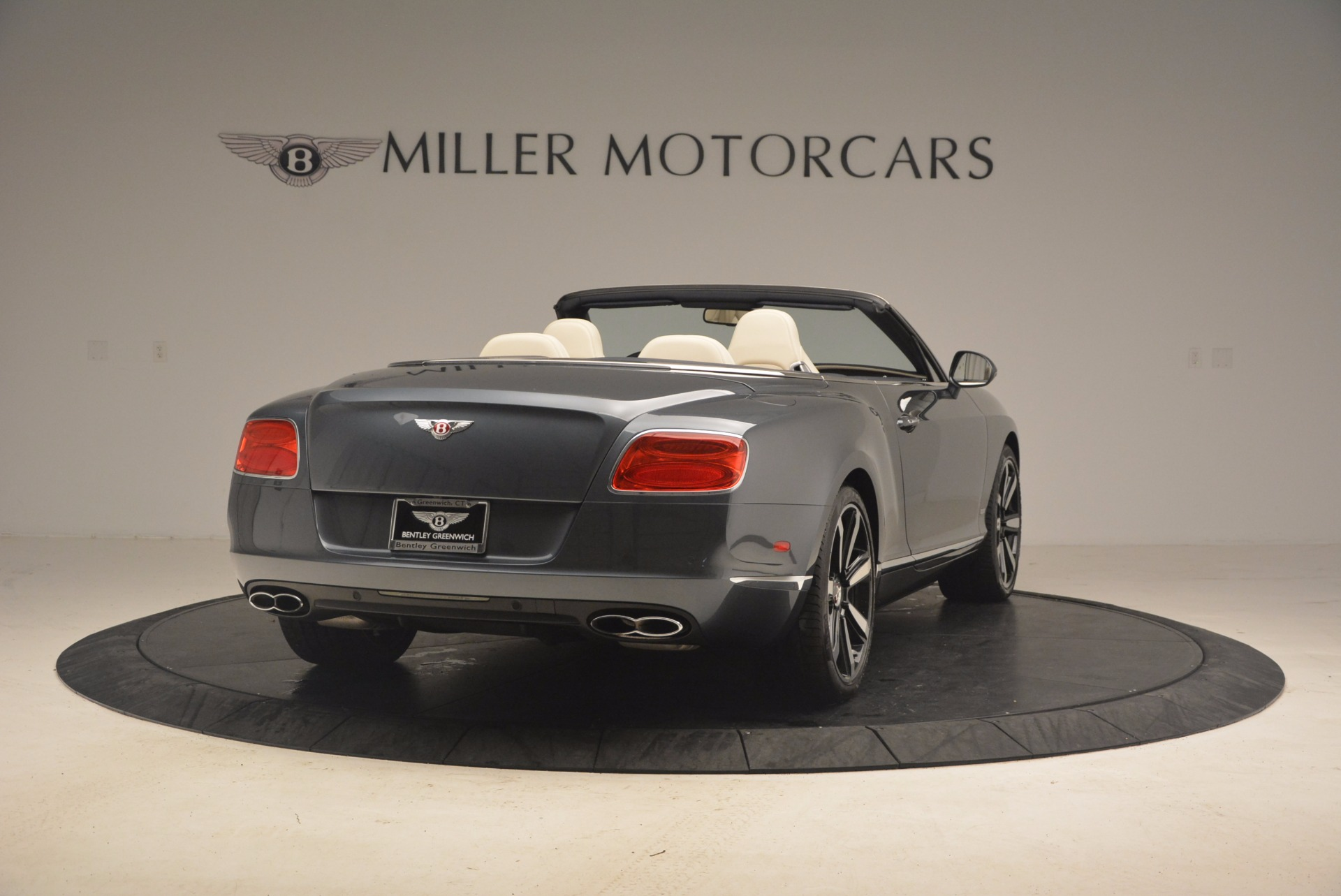 Used 2013 Bentley Continental GT V8 Le Mans Edition, 1 of 48 For Sale In Greenwich, CT 1288_p7
