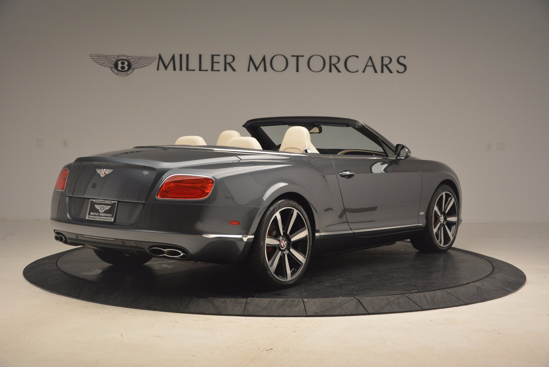 Used 2013 Bentley Continental GT V8 Le Mans Edition, 1 of 48 For Sale In Greenwich, CT 1288_p8
