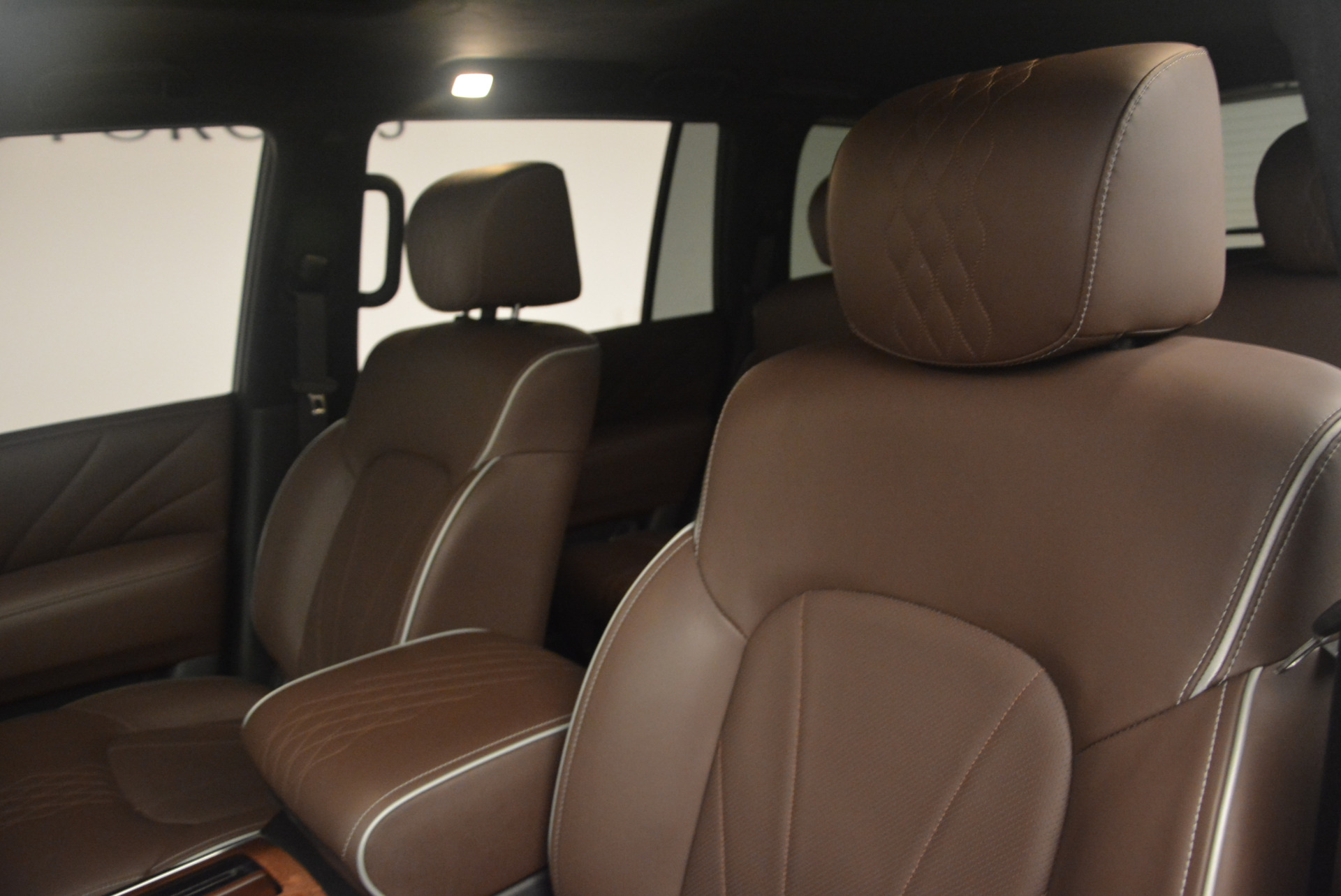 Used 2015 INFINITI QX80 Limited 4WD For Sale In Greenwich, CT 1289_p13