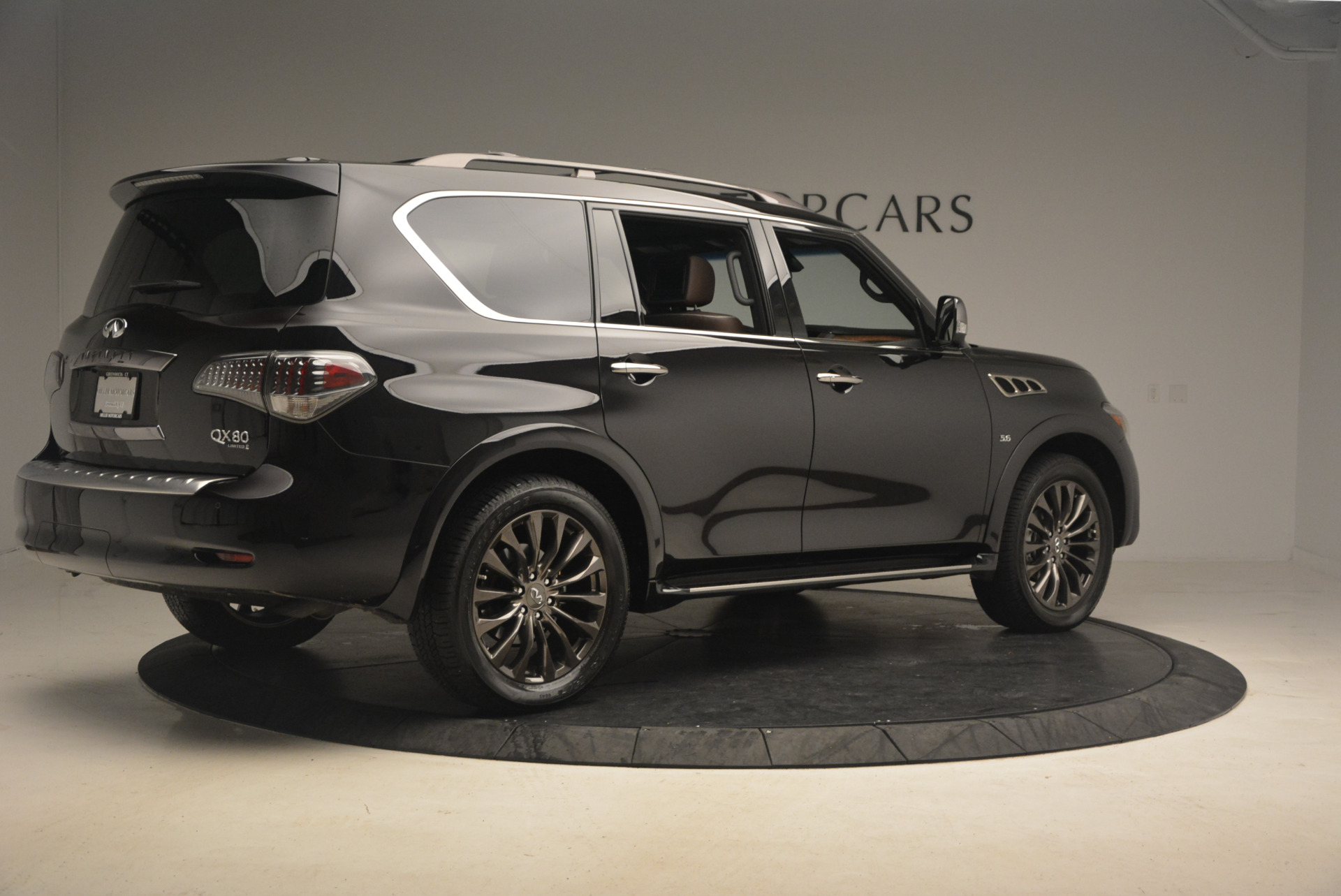 Used 2015 INFINITI QX80 Limited 4WD For Sale In Greenwich, CT 1289_p8
