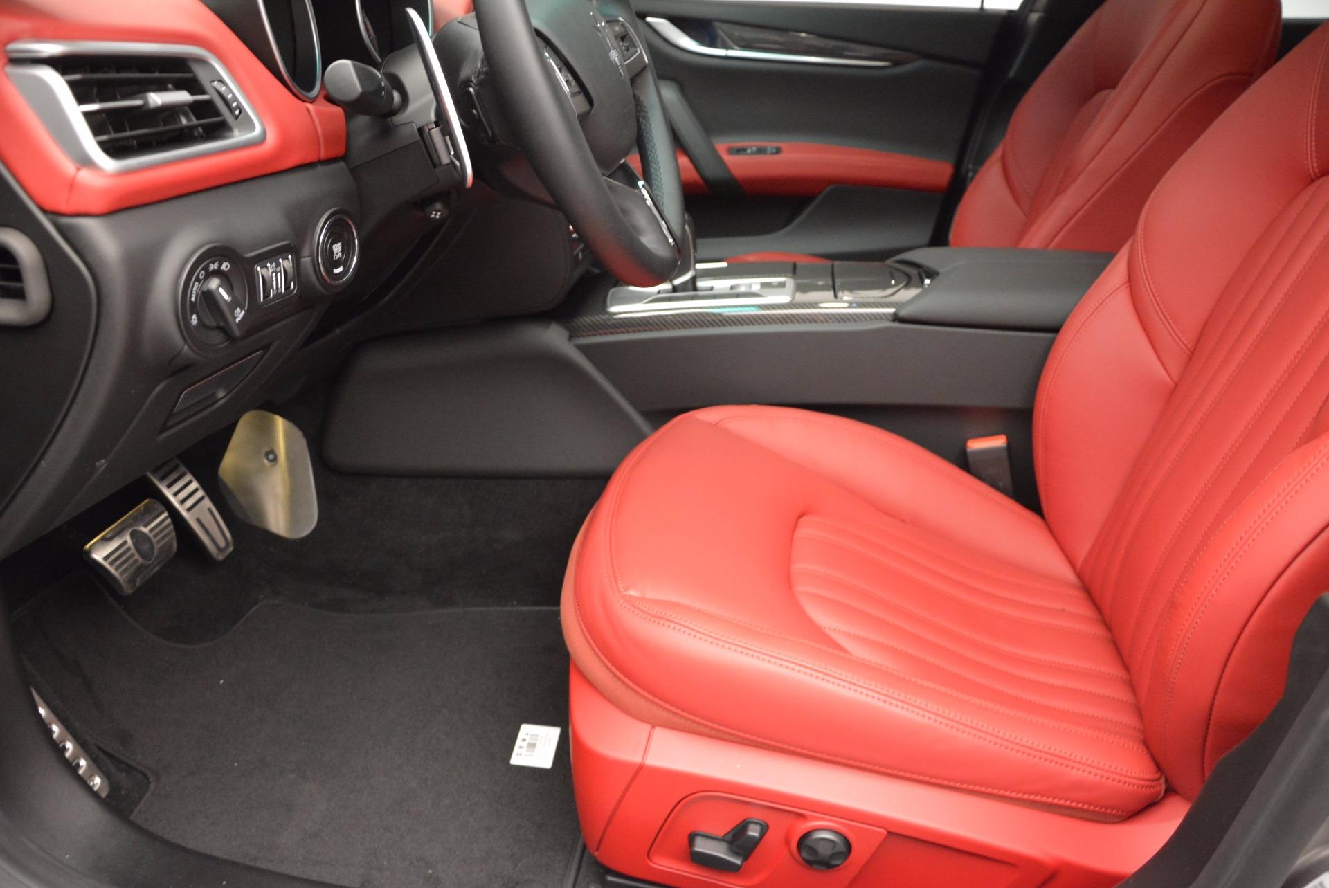 Used 2015 Maserati Ghibli S Q4 For Sale In Greenwich, CT 1290_p14