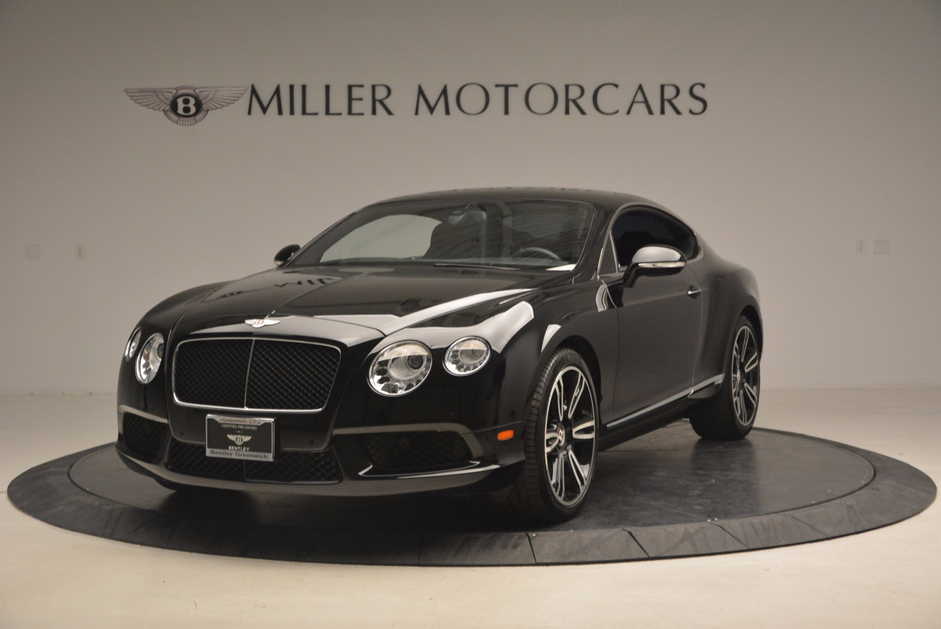 Used 2013 Bentley Continental GT V8 For Sale In Greenwich, CT