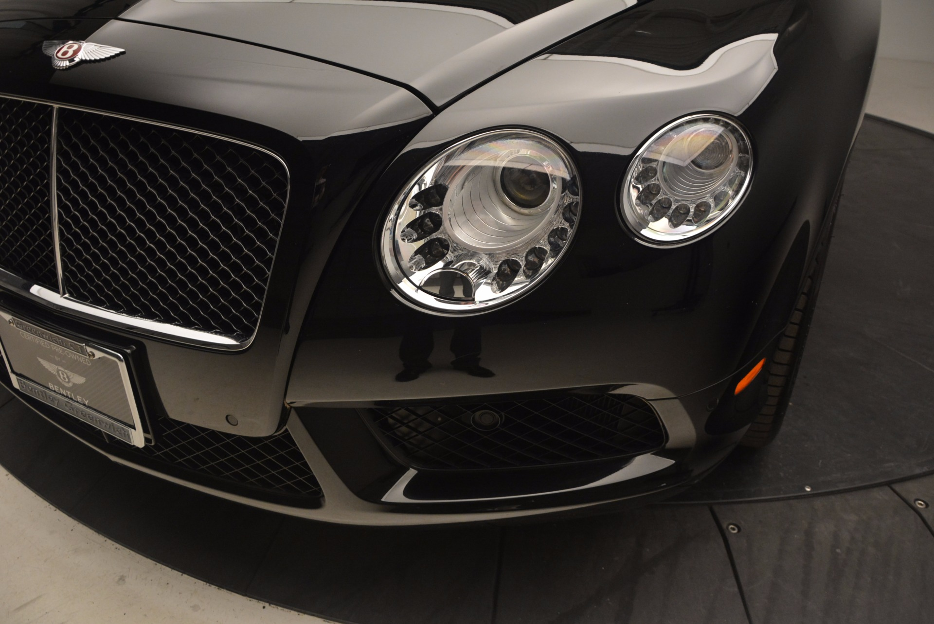 Used 2013 Bentley Continental GT V8 For Sale In Greenwich, CT 1291_p15