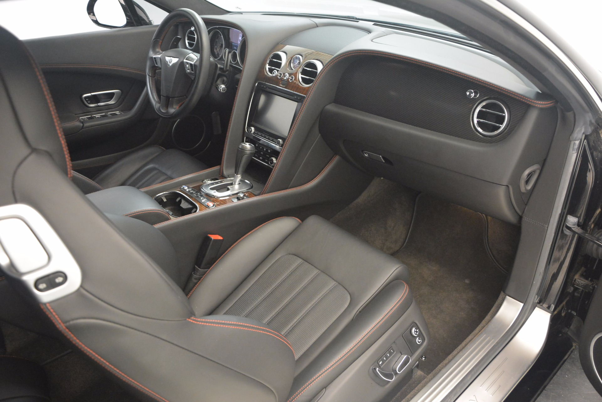 Used 2013 Bentley Continental GT V8 For Sale In Greenwich, CT 1291_p30