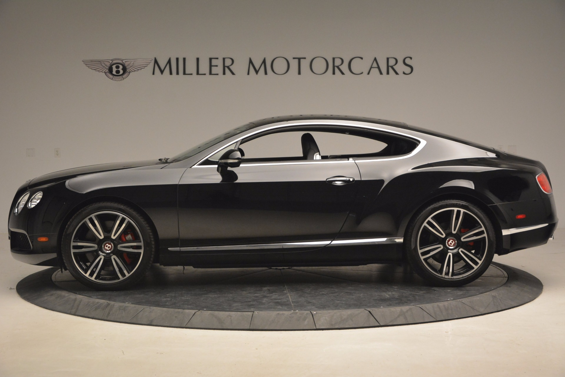 Used 2013 Bentley Continental GT V8 For Sale In Greenwich, CT 1291_p3