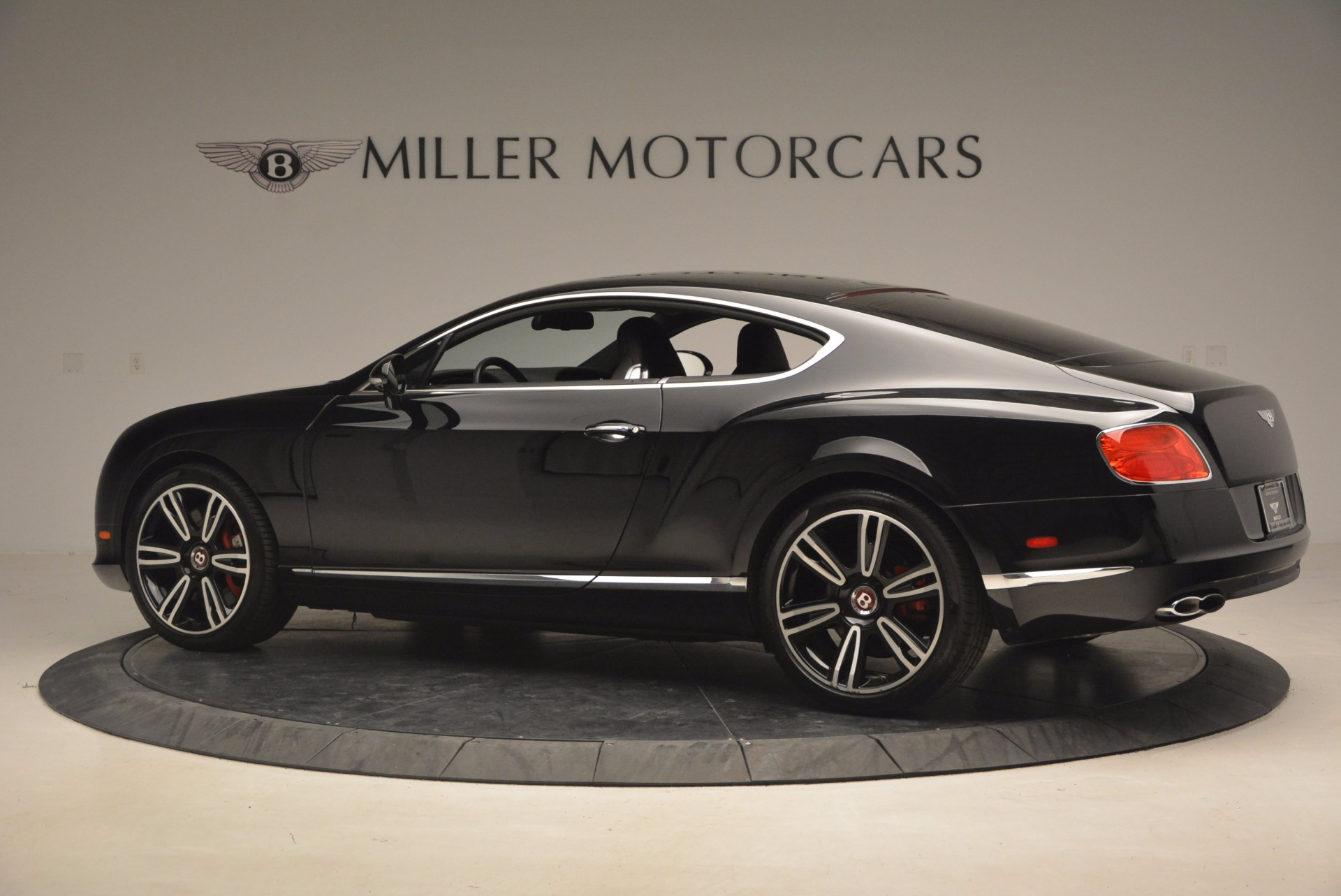 Used 2013 Bentley Continental GT V8 For Sale In Greenwich, CT 1291_p4