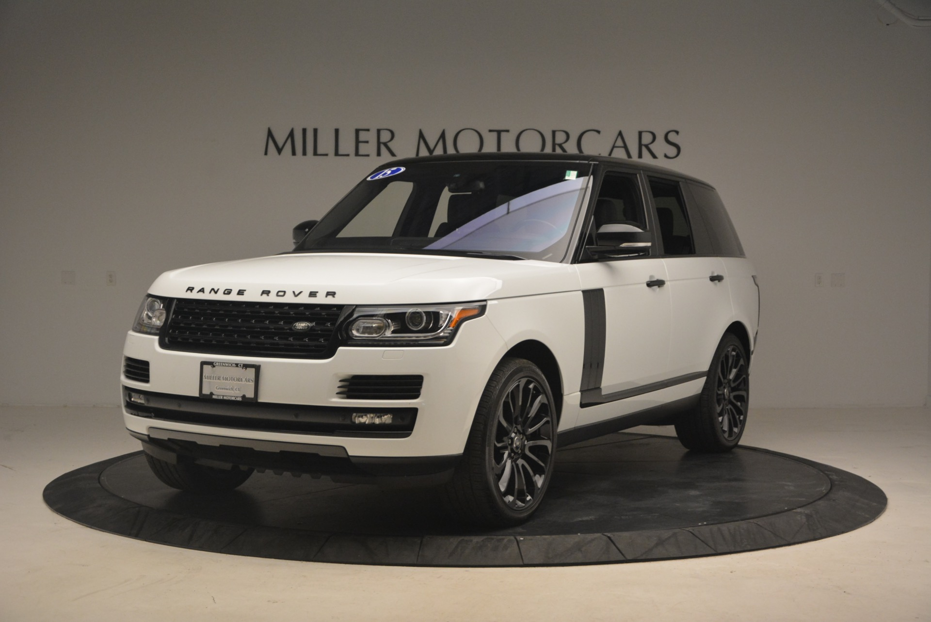 Used 2015 Land Rover Range Rover Supercharged For Sale In Greenwich, CT 1292_main