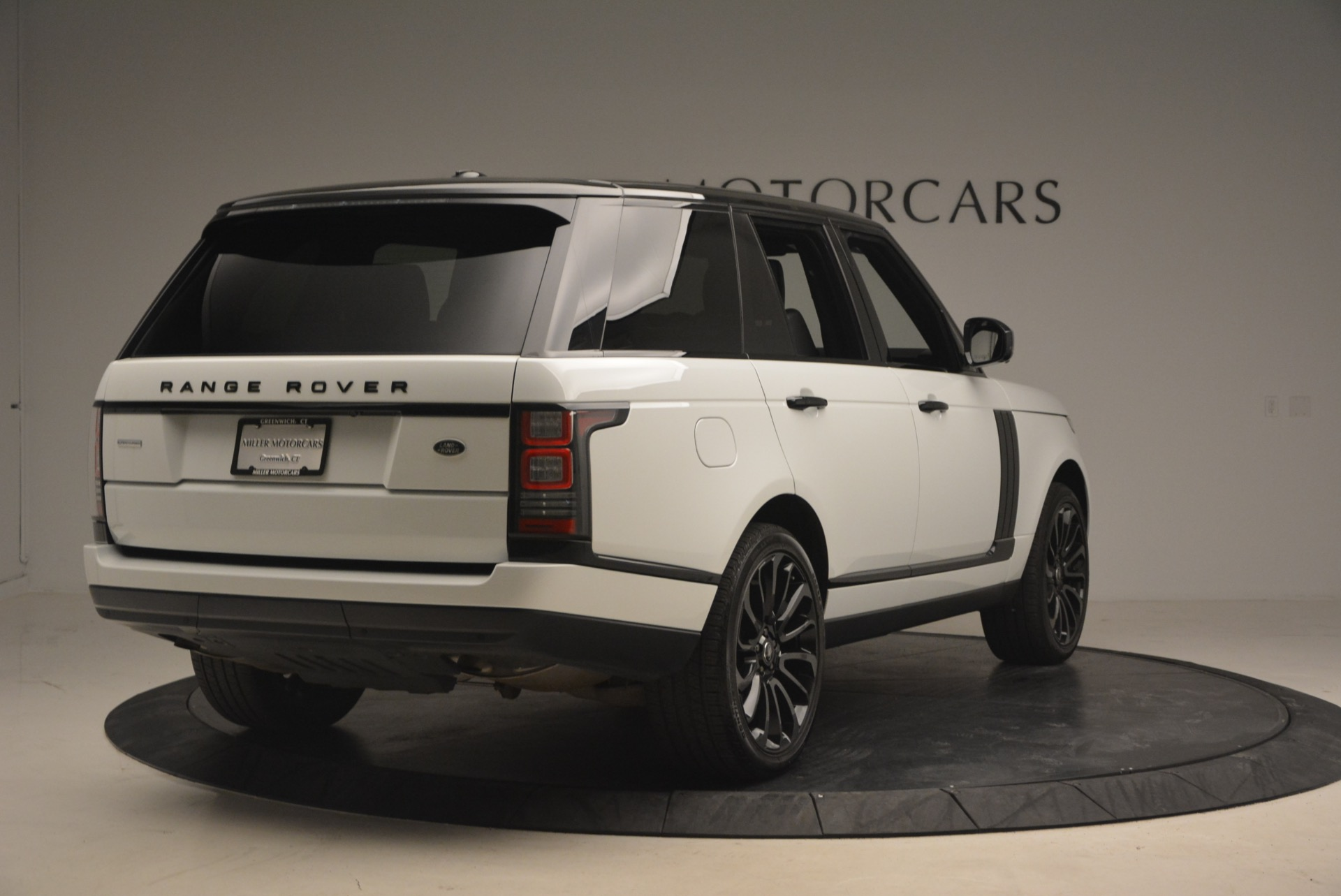Used 2015 Land Rover Range Rover Supercharged For Sale In Greenwich, CT 1292_p7