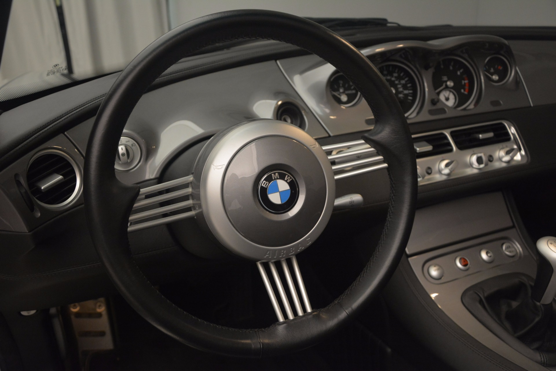 Used 2001 BMW Z8  For Sale In Greenwich, CT 1293_p34