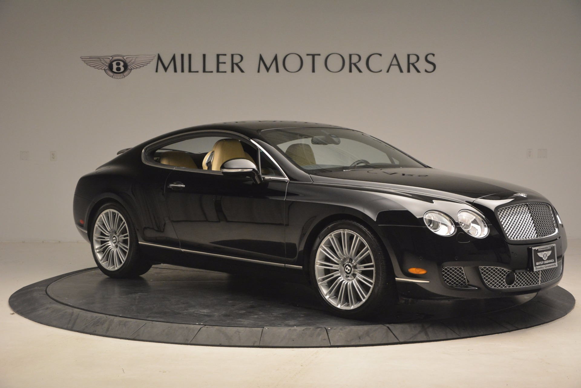 Used 2010 Bentley Continental GT Speed For Sale In Greenwich, CT 1294_p10
