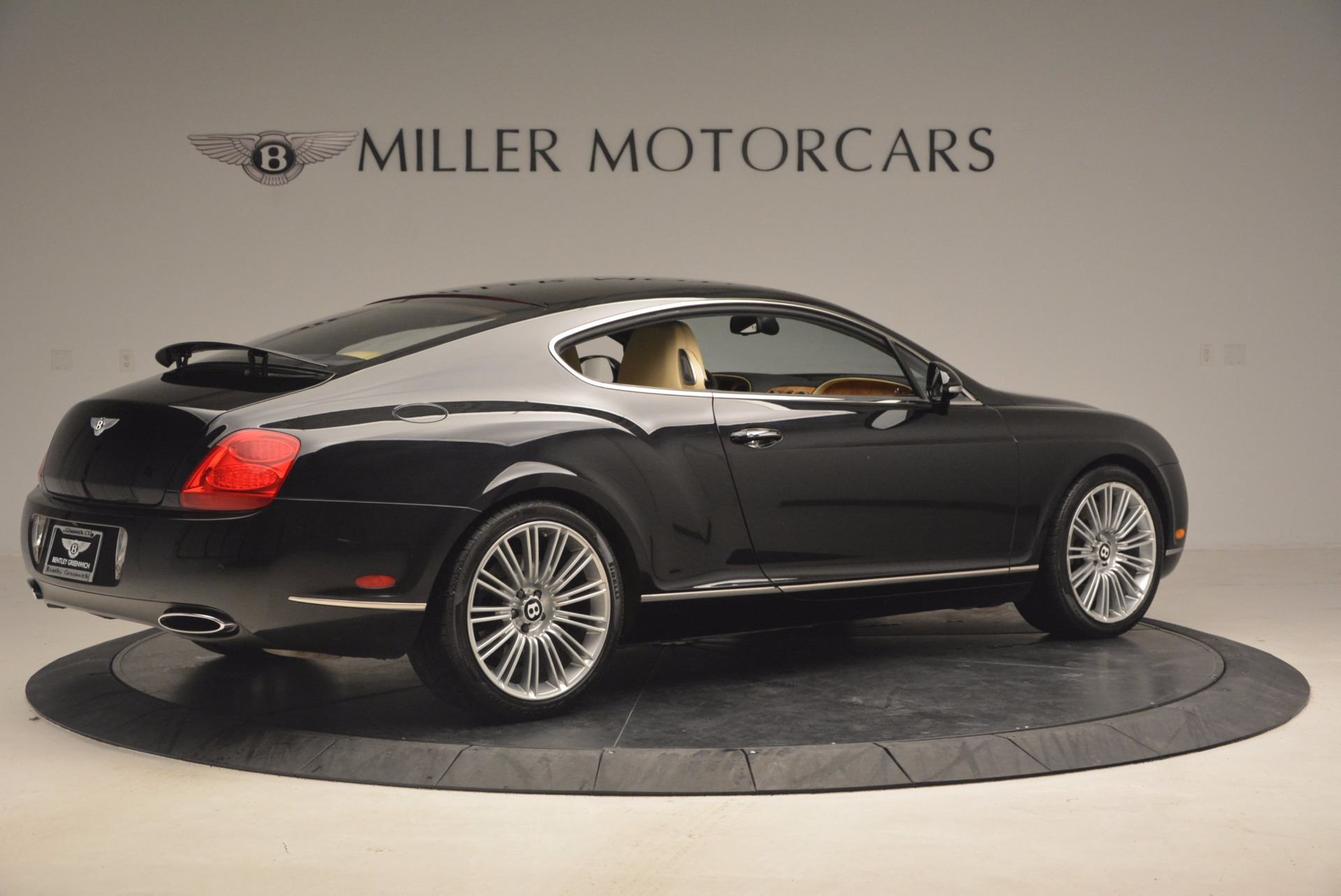 Used 2010 Bentley Continental GT Speed For Sale In Greenwich, CT 1294_p8
