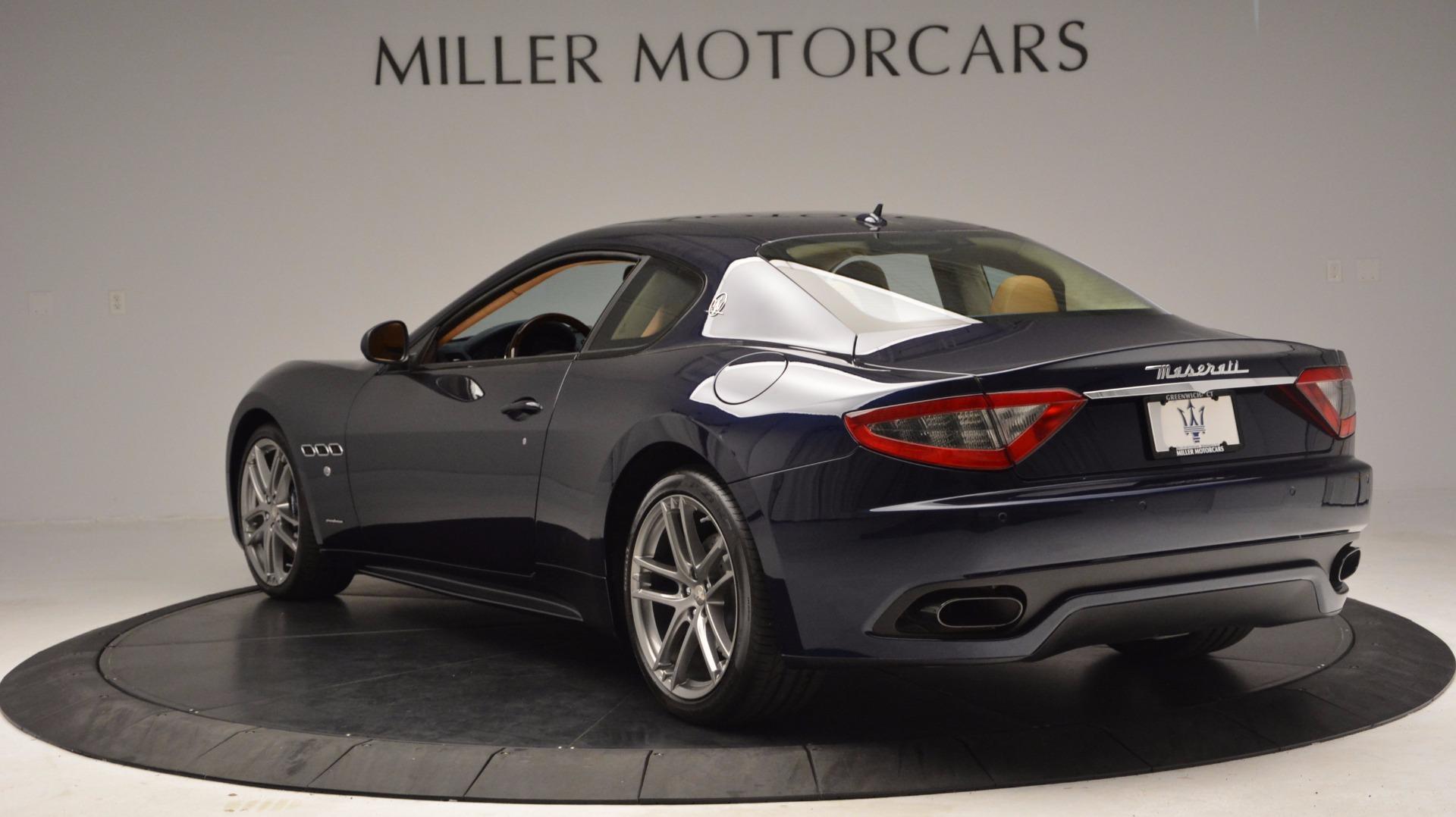 New 2017 Maserati GranTurismo Coupe Sport For Sale In Greenwich, CT 1295_p5