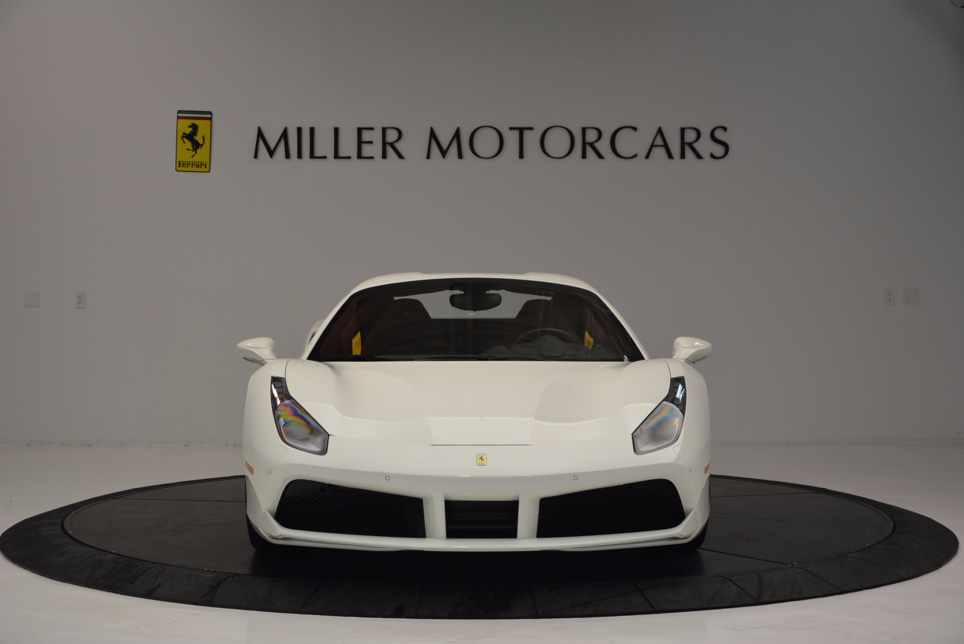 Used 2017 Ferrari 488 Spider  For Sale In Greenwich, CT 1296_p24