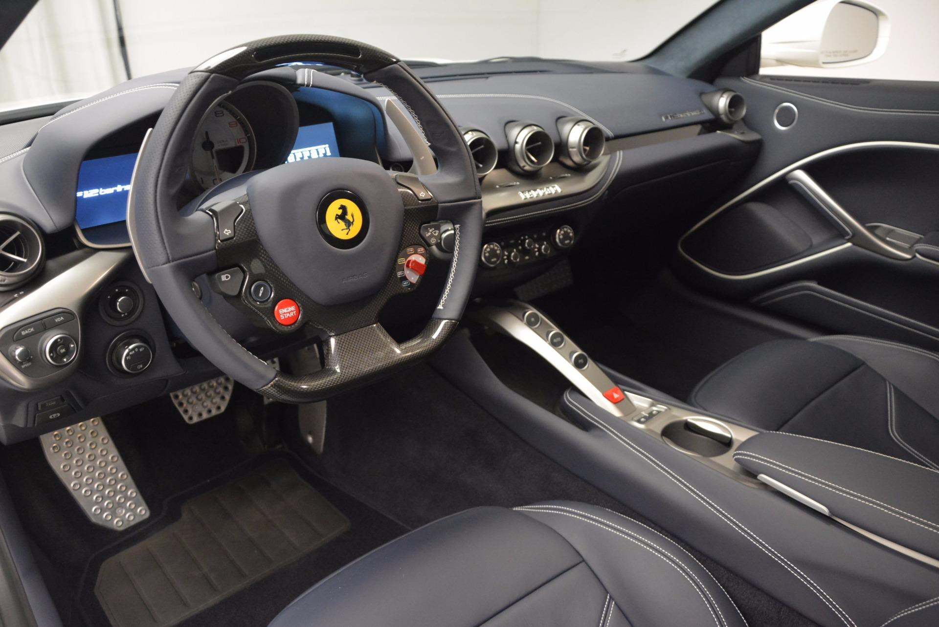 Used 2017 Ferrari F12 Berlinetta  For Sale In Greenwich, CT 1297_p13