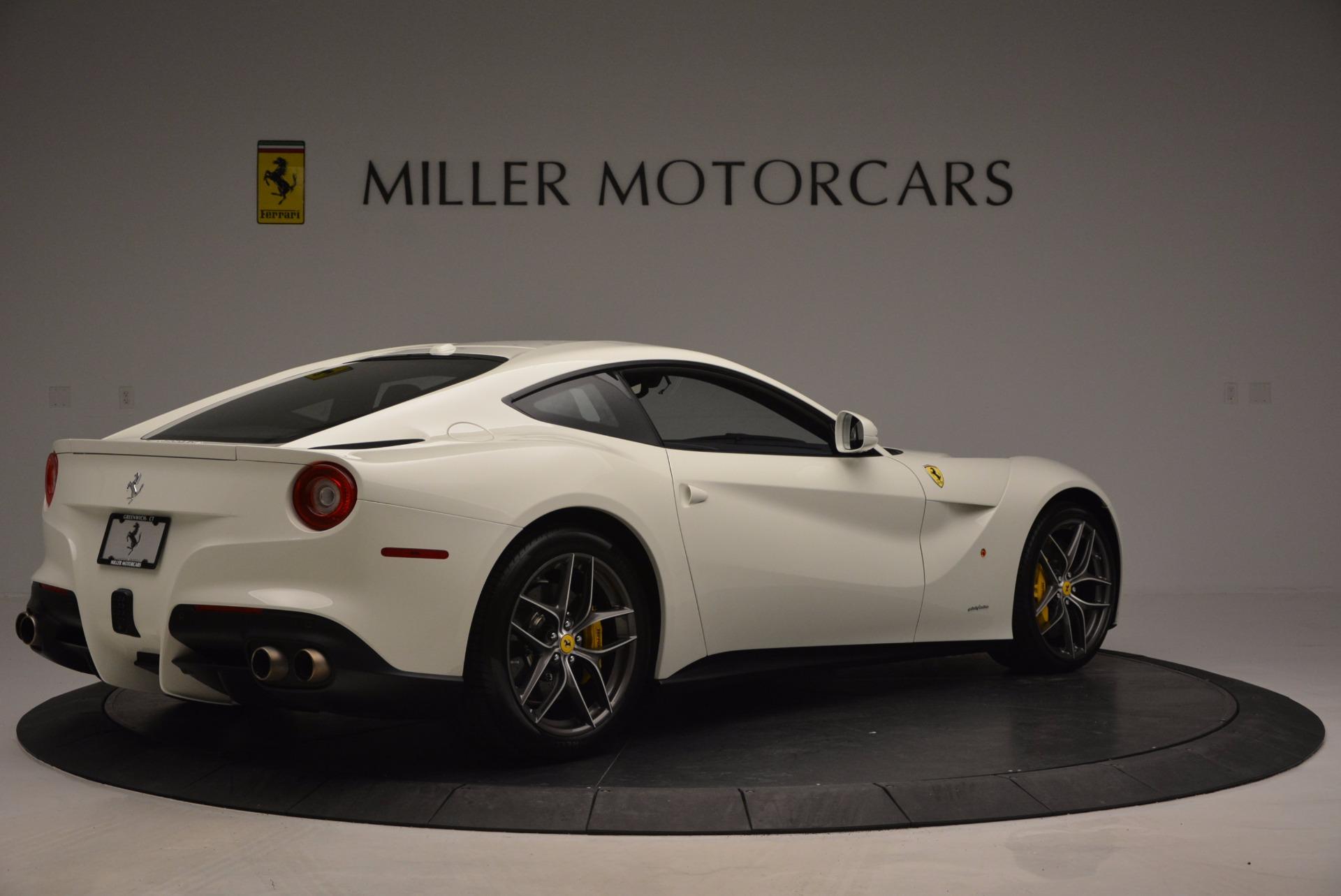 Used 2017 Ferrari F12 Berlinetta  For Sale In Greenwich, CT 1297_p8
