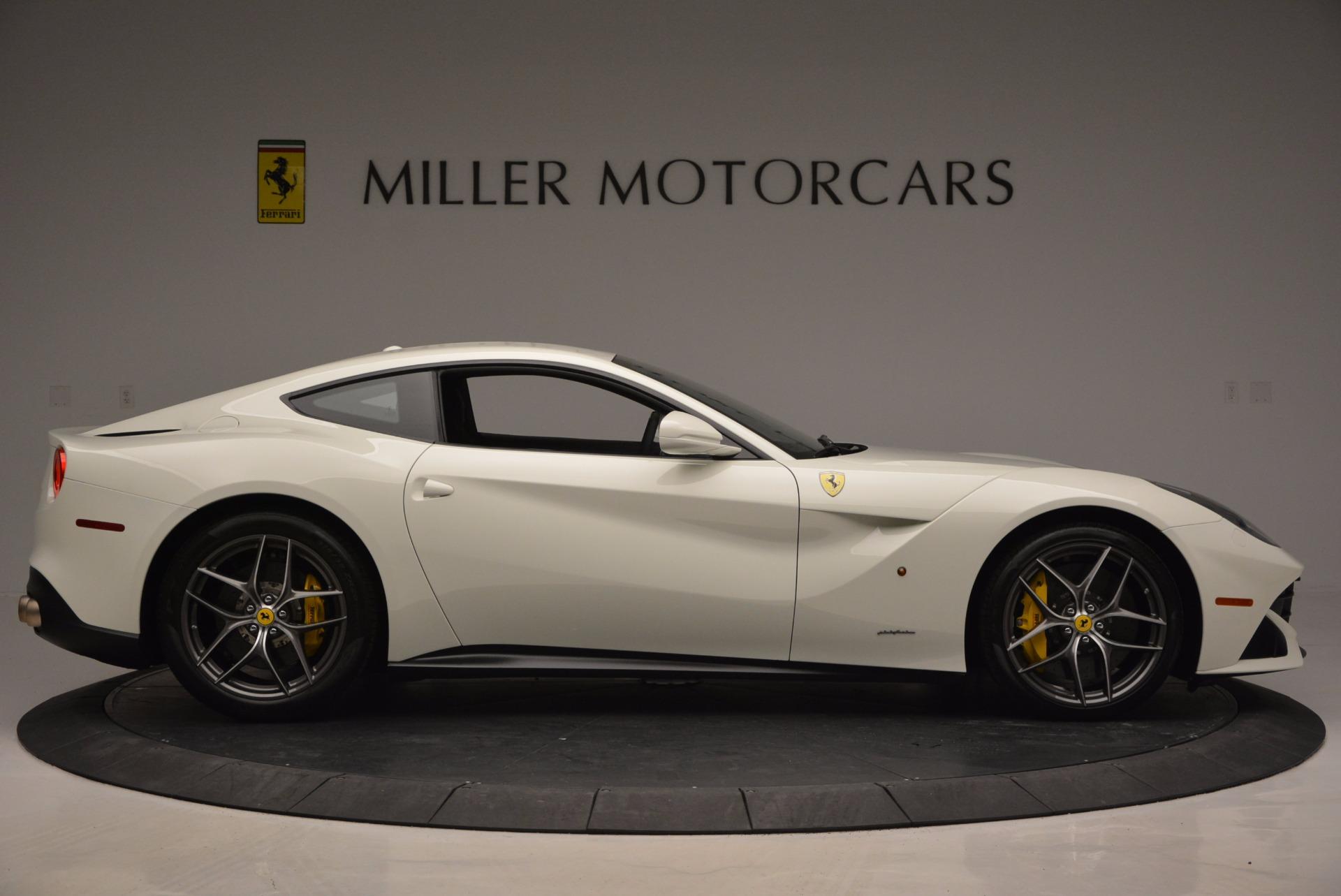 Used 2017 Ferrari F12 Berlinetta  For Sale In Greenwich, CT 1297_p9