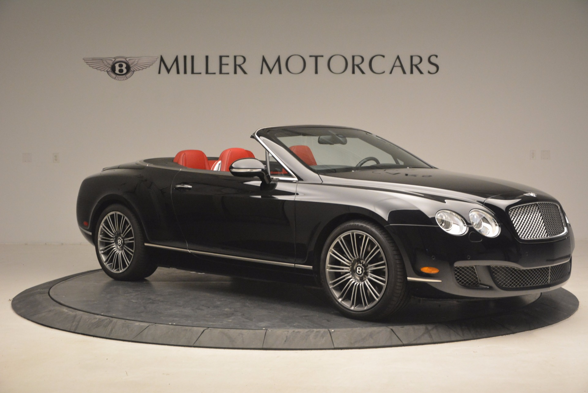 Used 2010 Bentley Continental GT Speed For Sale In Greenwich, CT 1298_p10