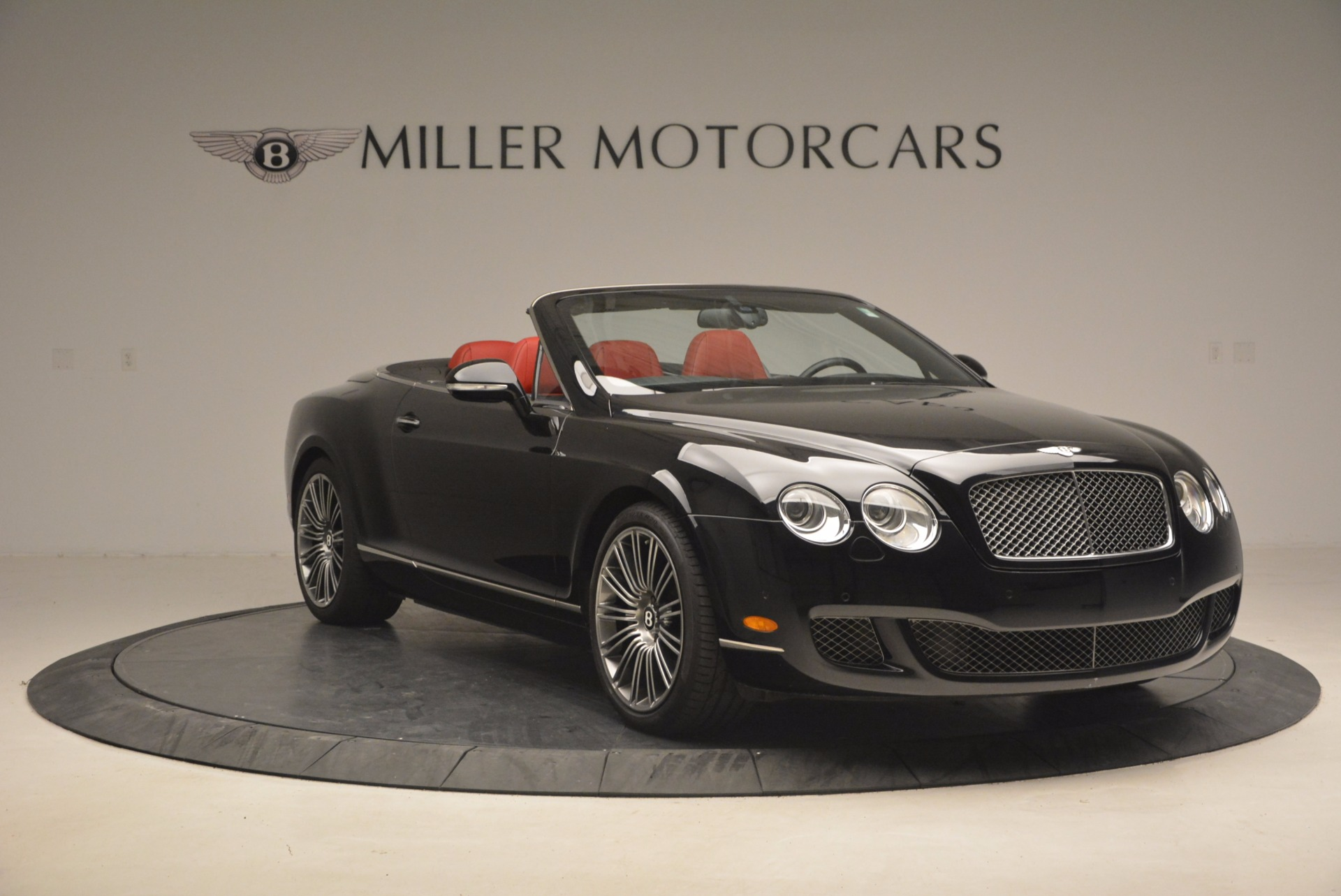 Used 2010 Bentley Continental GT Speed For Sale In Greenwich, CT 1298_p11