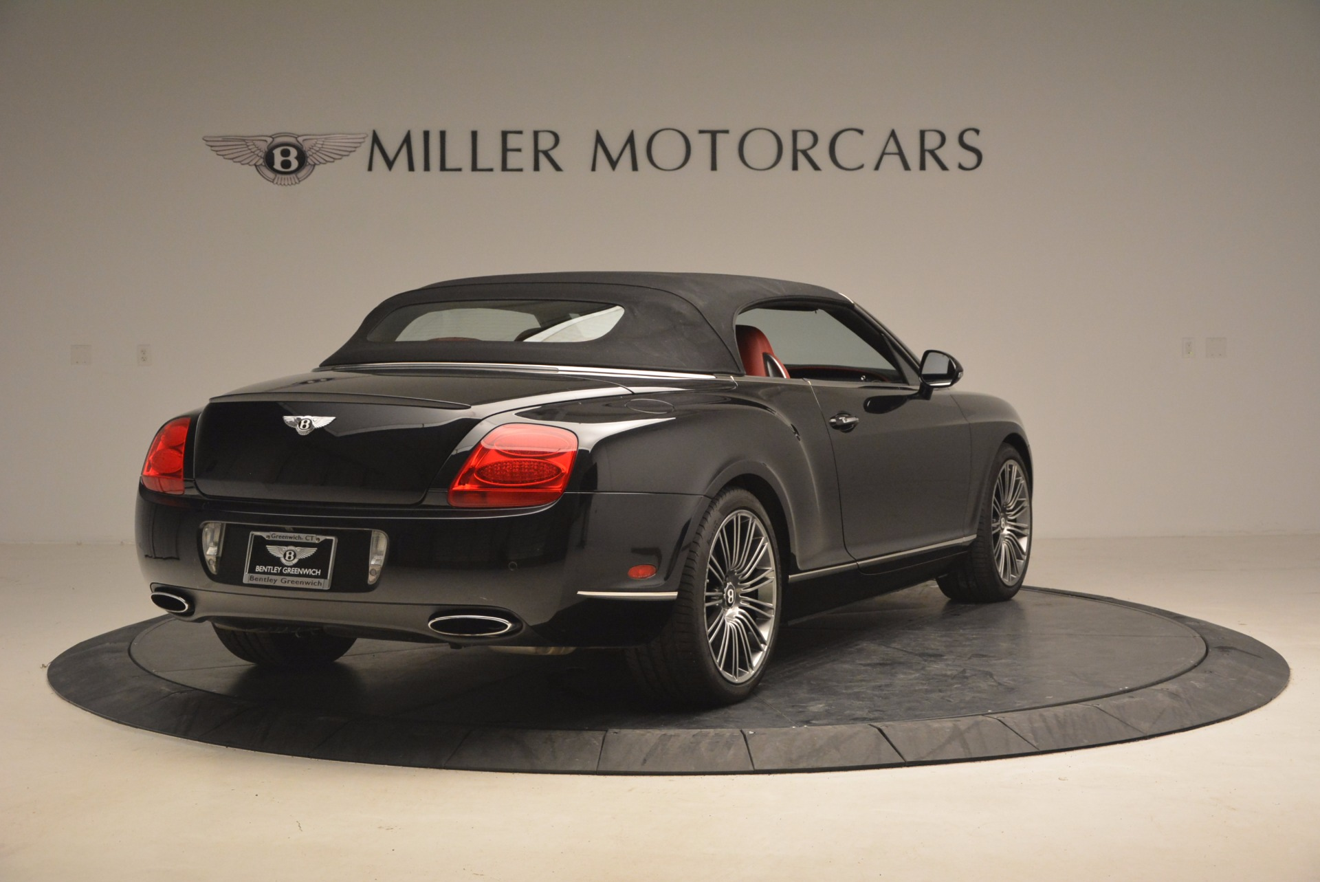 Used 2010 Bentley Continental GT Speed For Sale In Greenwich, CT 1298_p20