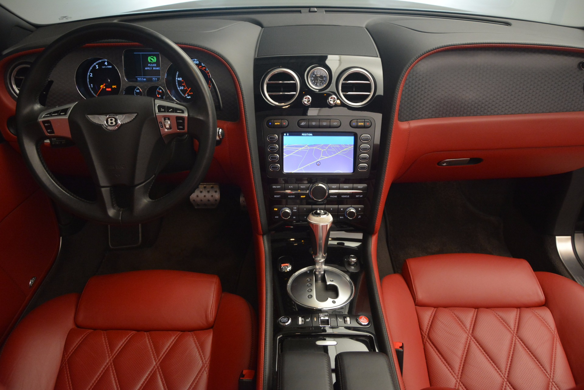 Used 2010 Bentley Continental GT Speed For Sale In Greenwich, CT 1298_p46