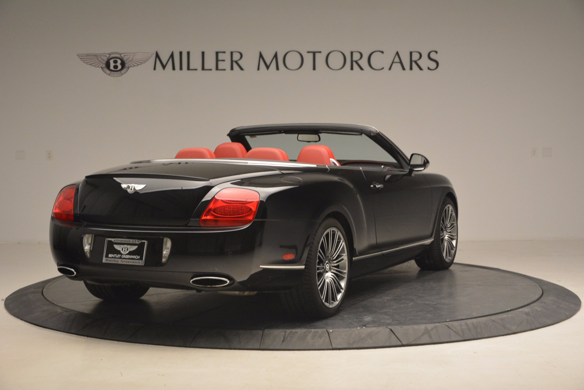 Used 2010 Bentley Continental GT Speed For Sale In Greenwich, CT 1298_p7
