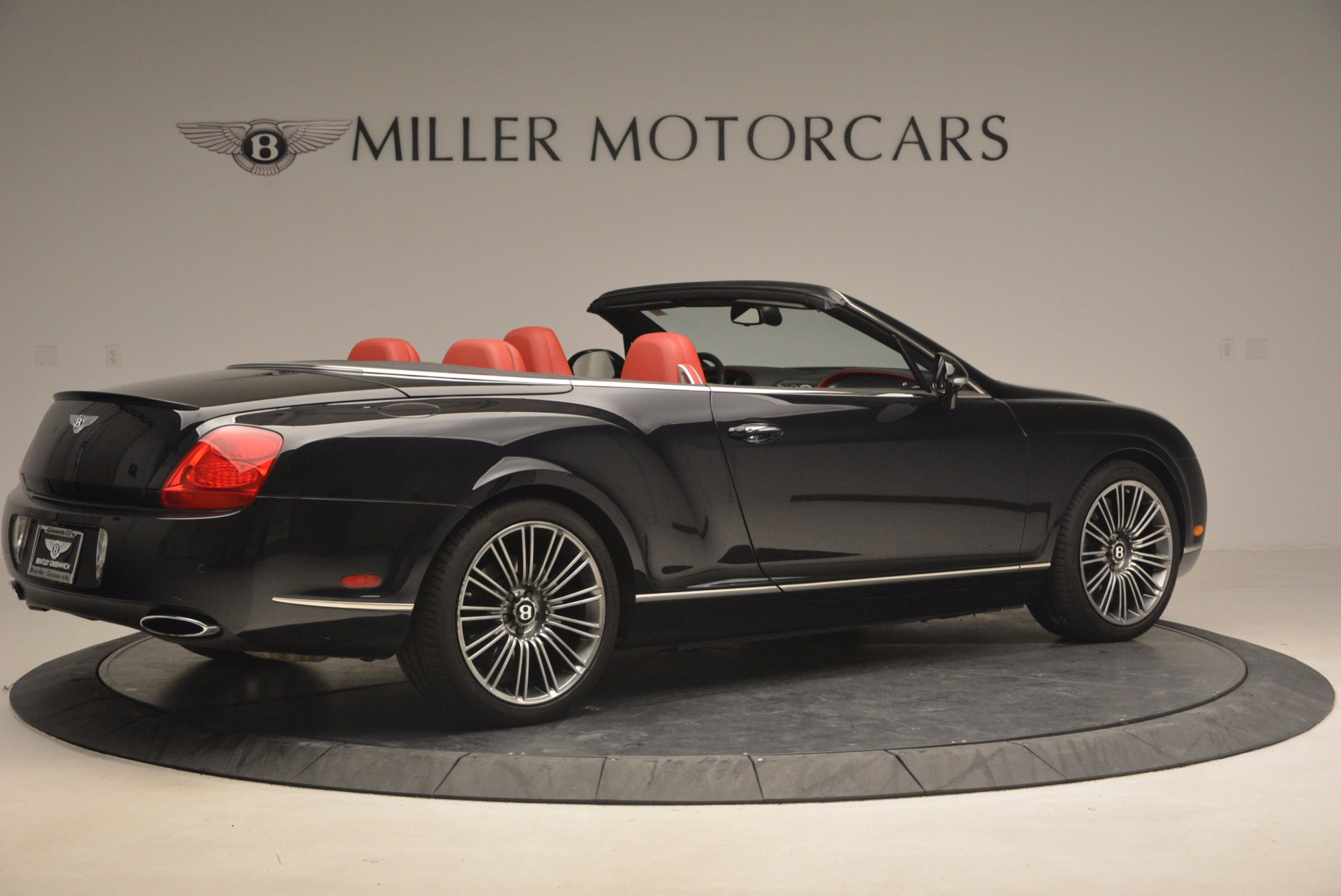 Used 2010 Bentley Continental GT Speed For Sale In Greenwich, CT 1298_p8