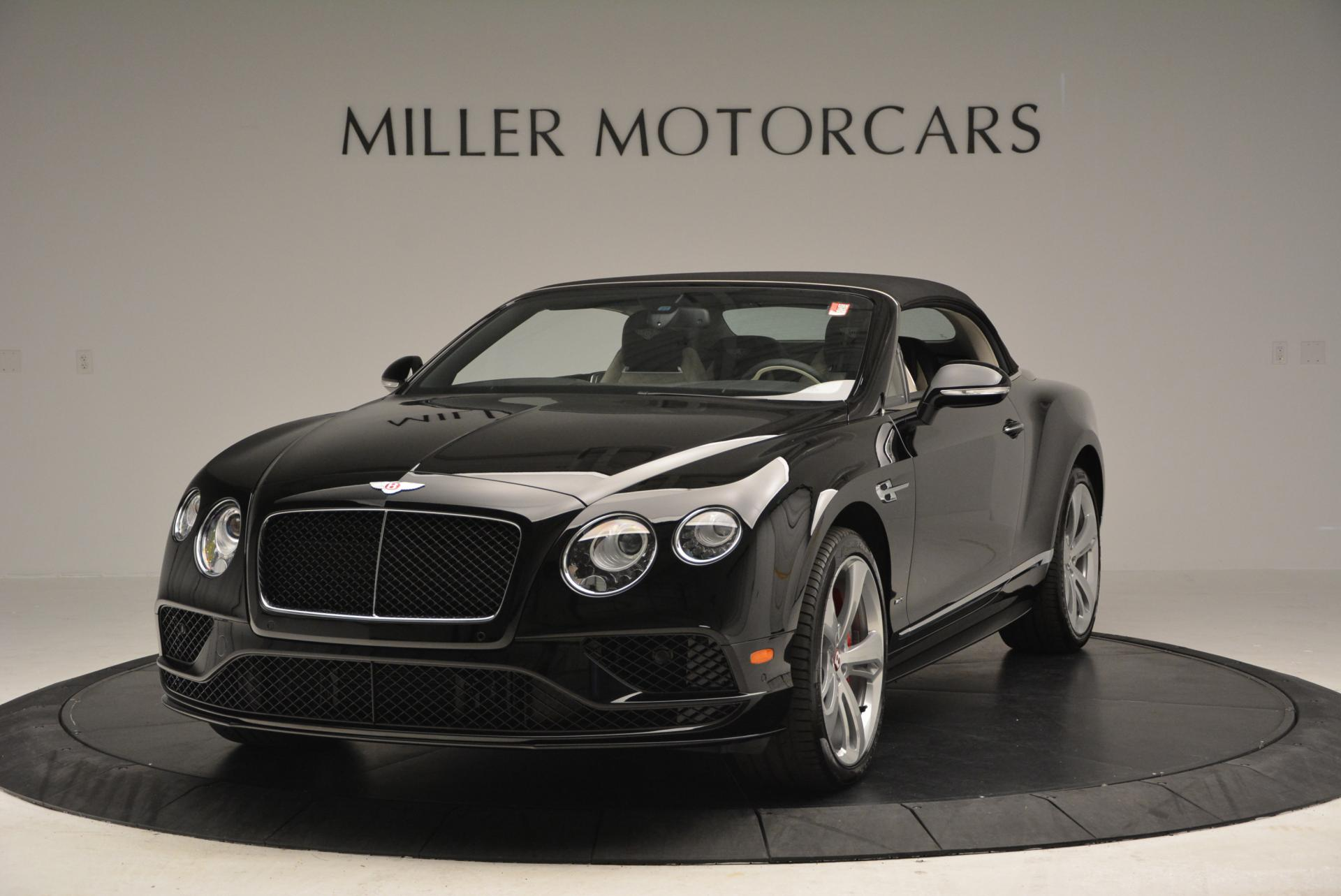 New 2016 Bentley Continental GT V8 S Convertible  For Sale In Greenwich, CT 13_p14
