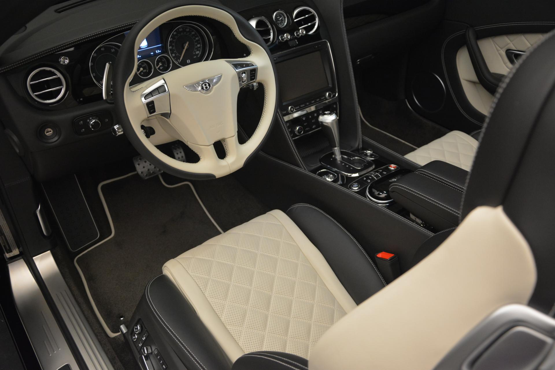 New 2016 Bentley Continental GT V8 S Convertible  For Sale In Greenwich, CT 13_p31