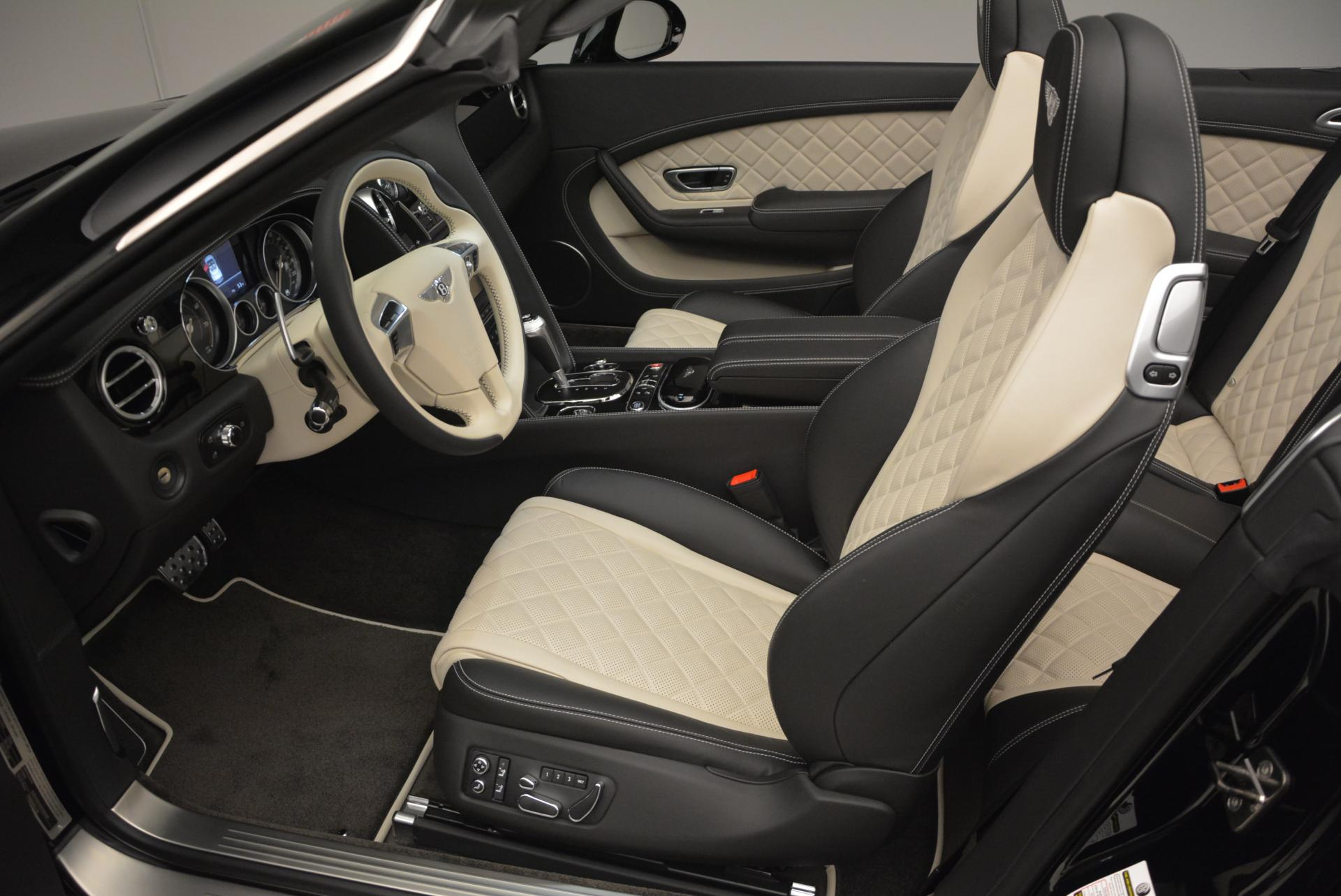 New 2016 Bentley Continental GT V8 S Convertible  For Sale In Greenwich, CT 13_p32