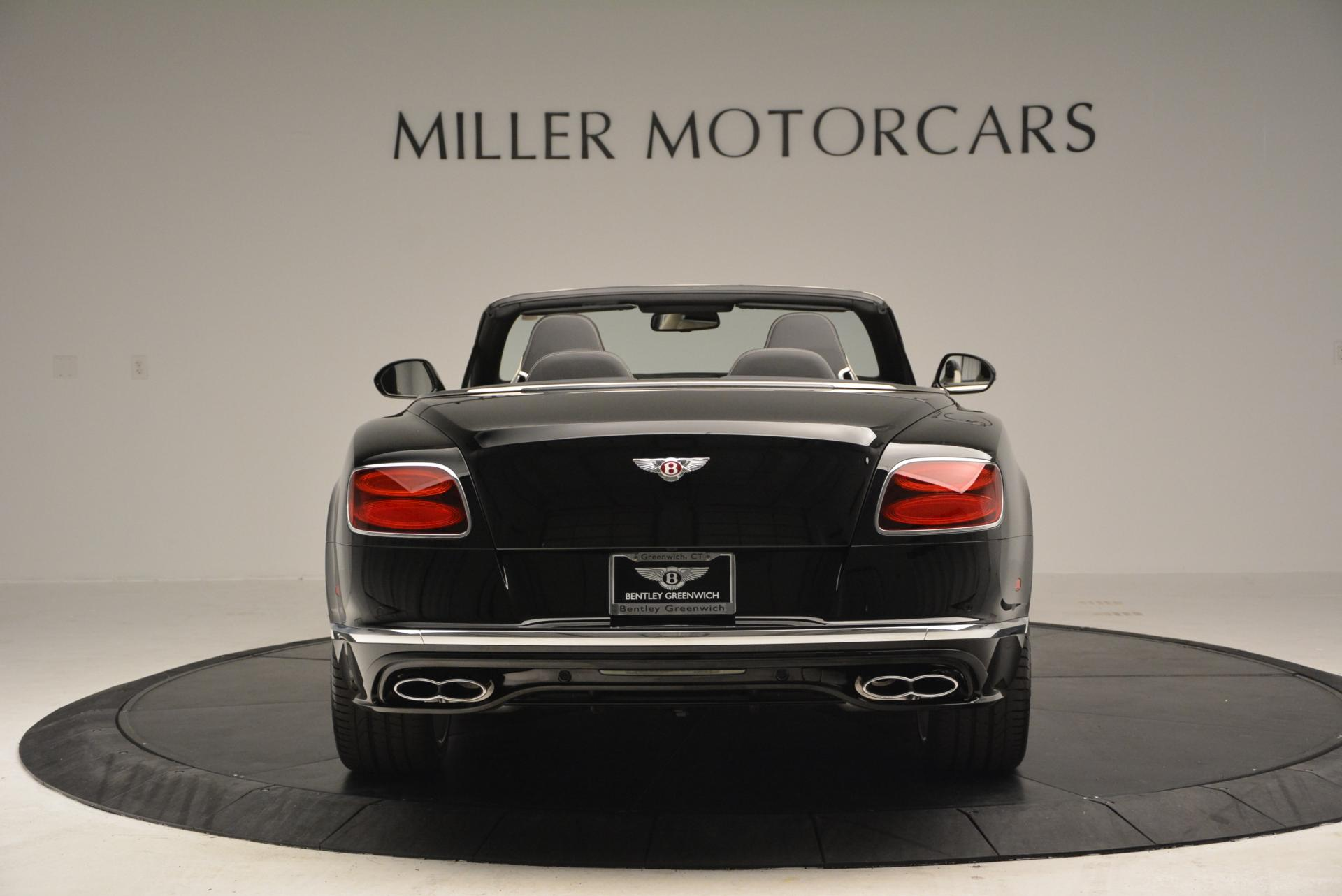 New 2016 Bentley Continental GT V8 S Convertible  For Sale In Greenwich, CT 13_p6