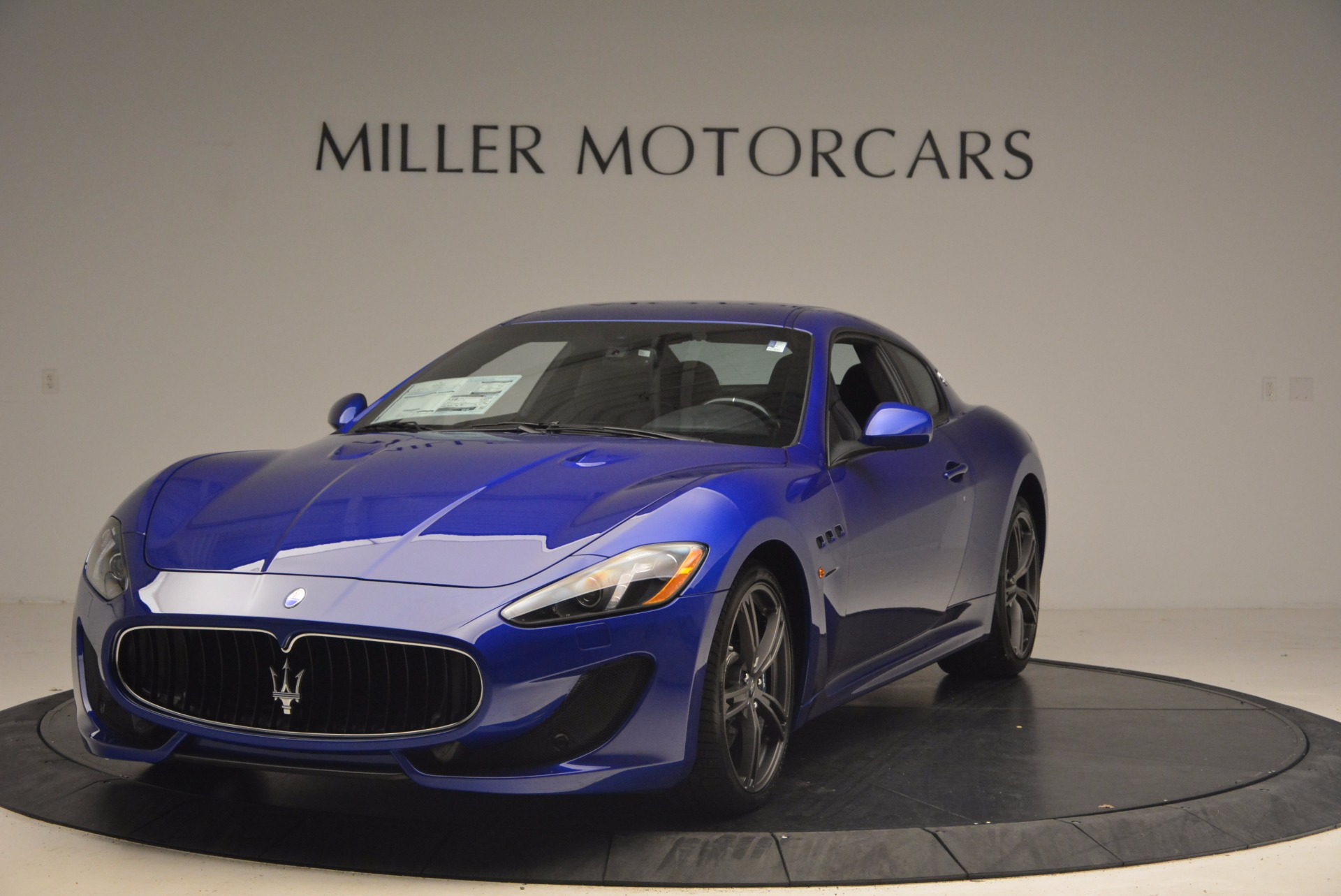 New 2017 Maserati GranTurismo Sport Coupe Special Edition For Sale In Greenwich, CT