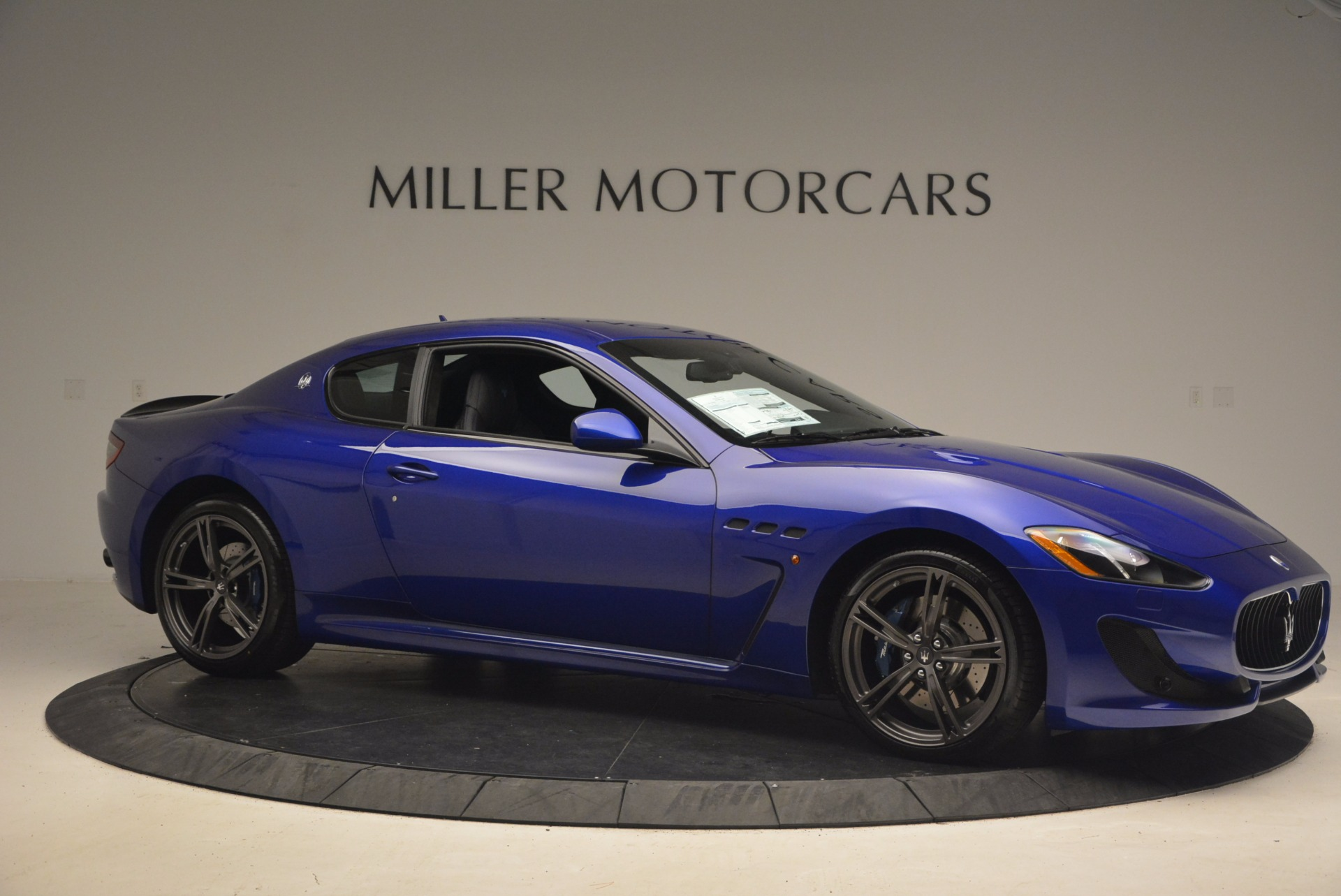New 2017 Maserati GranTurismo Sport Coupe Special Edition For Sale In Greenwich, CT 1300_p10