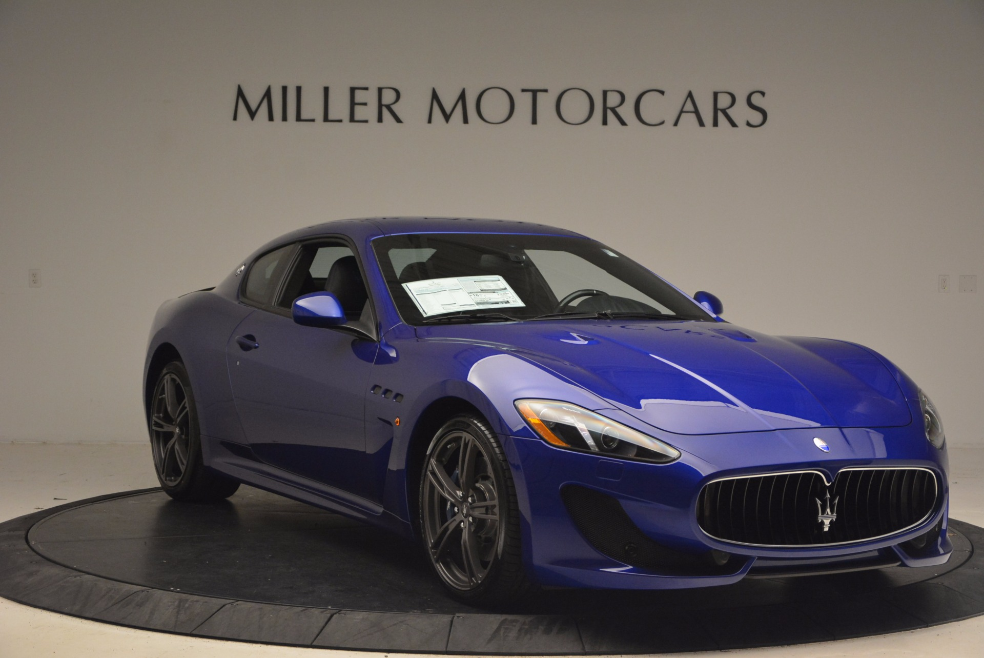 New 2017 Maserati GranTurismo Sport Coupe Special Edition For Sale In Greenwich, CT 1300_p11